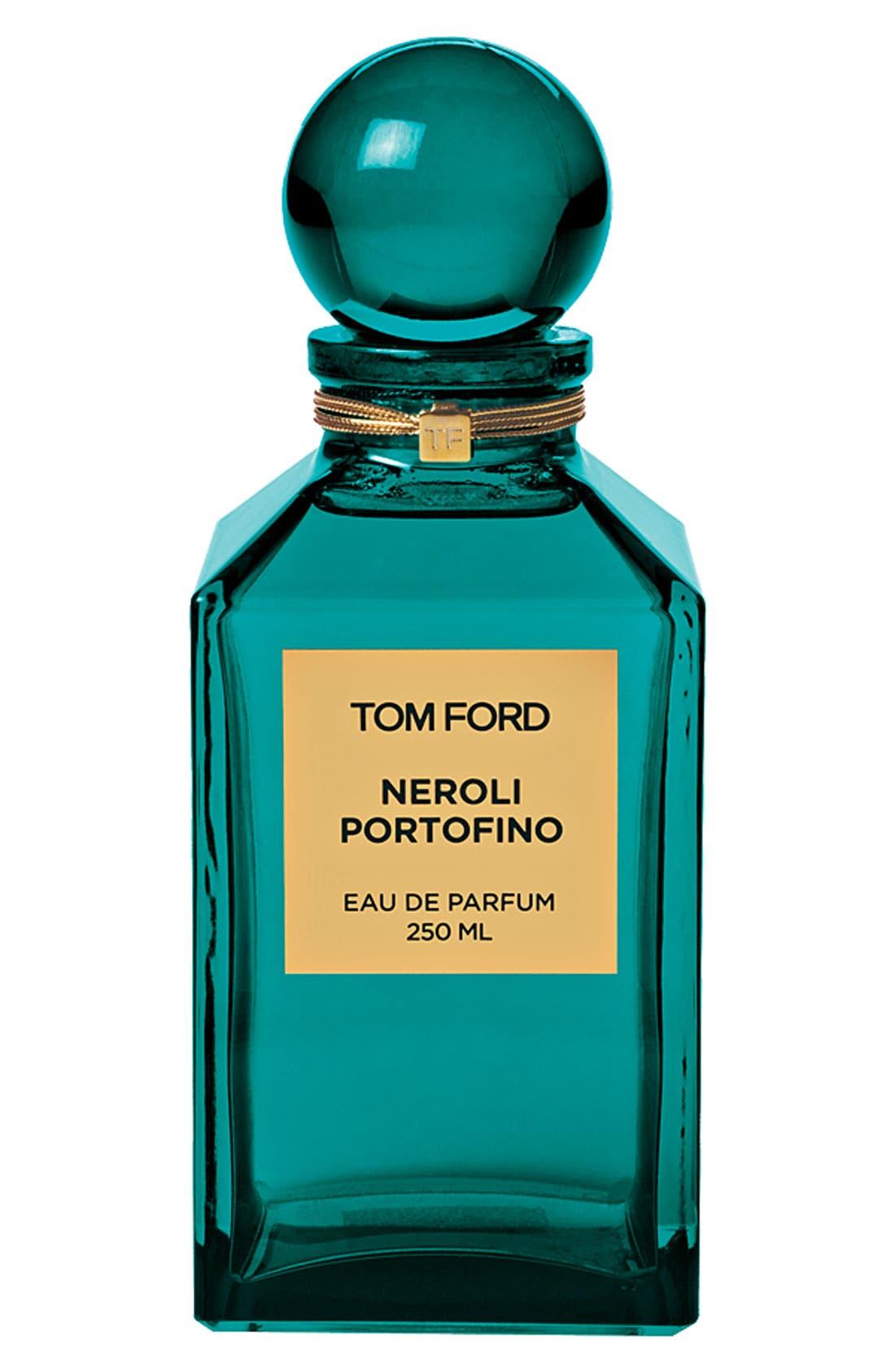 TOM FORD, Private Blend Neroli Portofino Eau de Parfum Decanter, Main thumbnail 1, color, NO COLOR