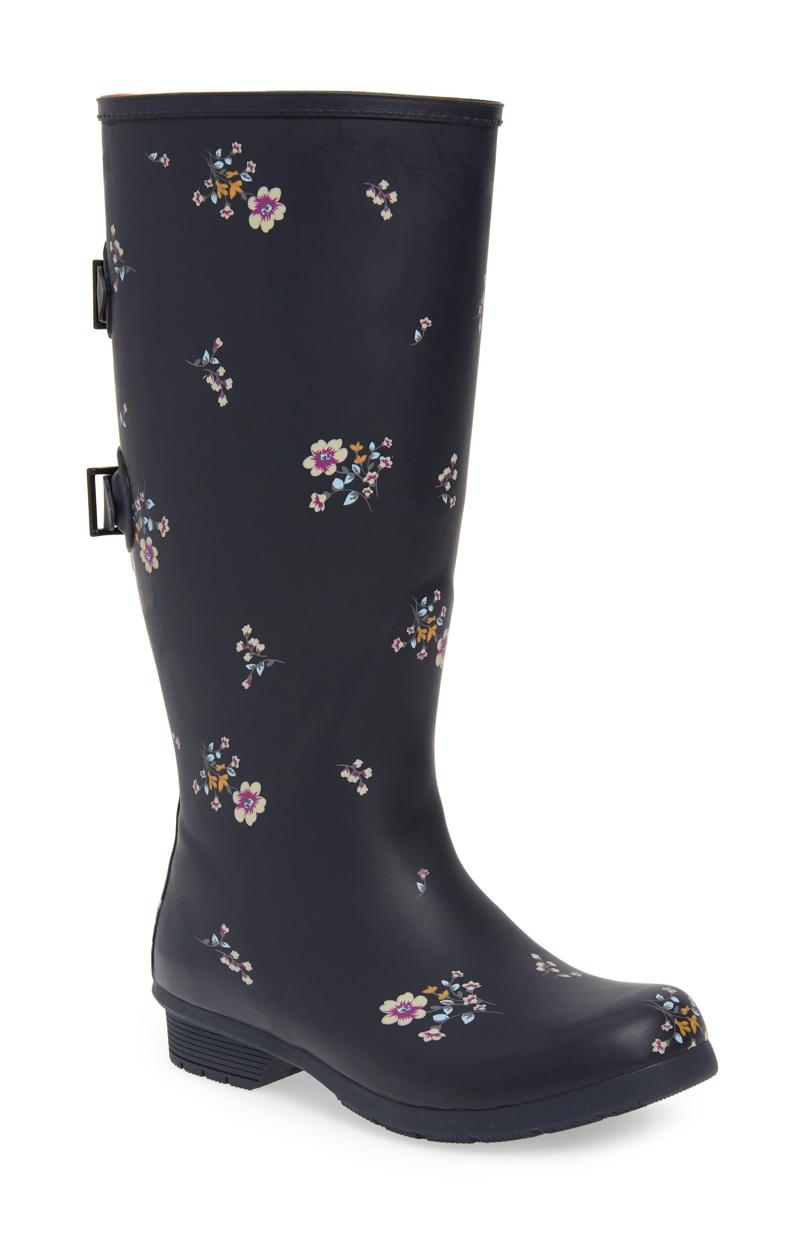 Chooka Versa Rain Boot, Blue