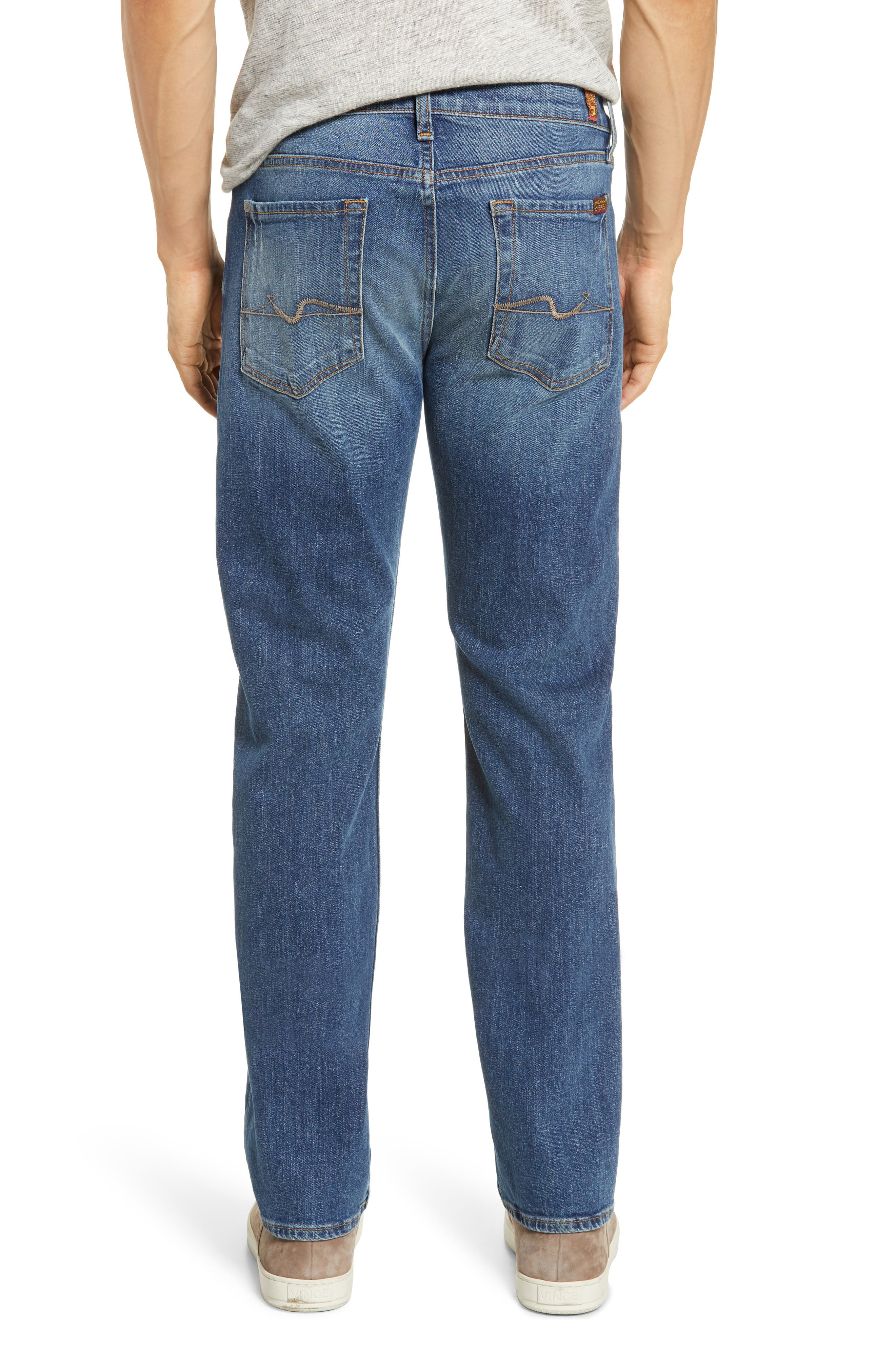 7 FOR ALL MANKIND<SUP>®</SUP>, Slimmy Slim Fit Jeans, Alternate thumbnail 2, color, PRPH