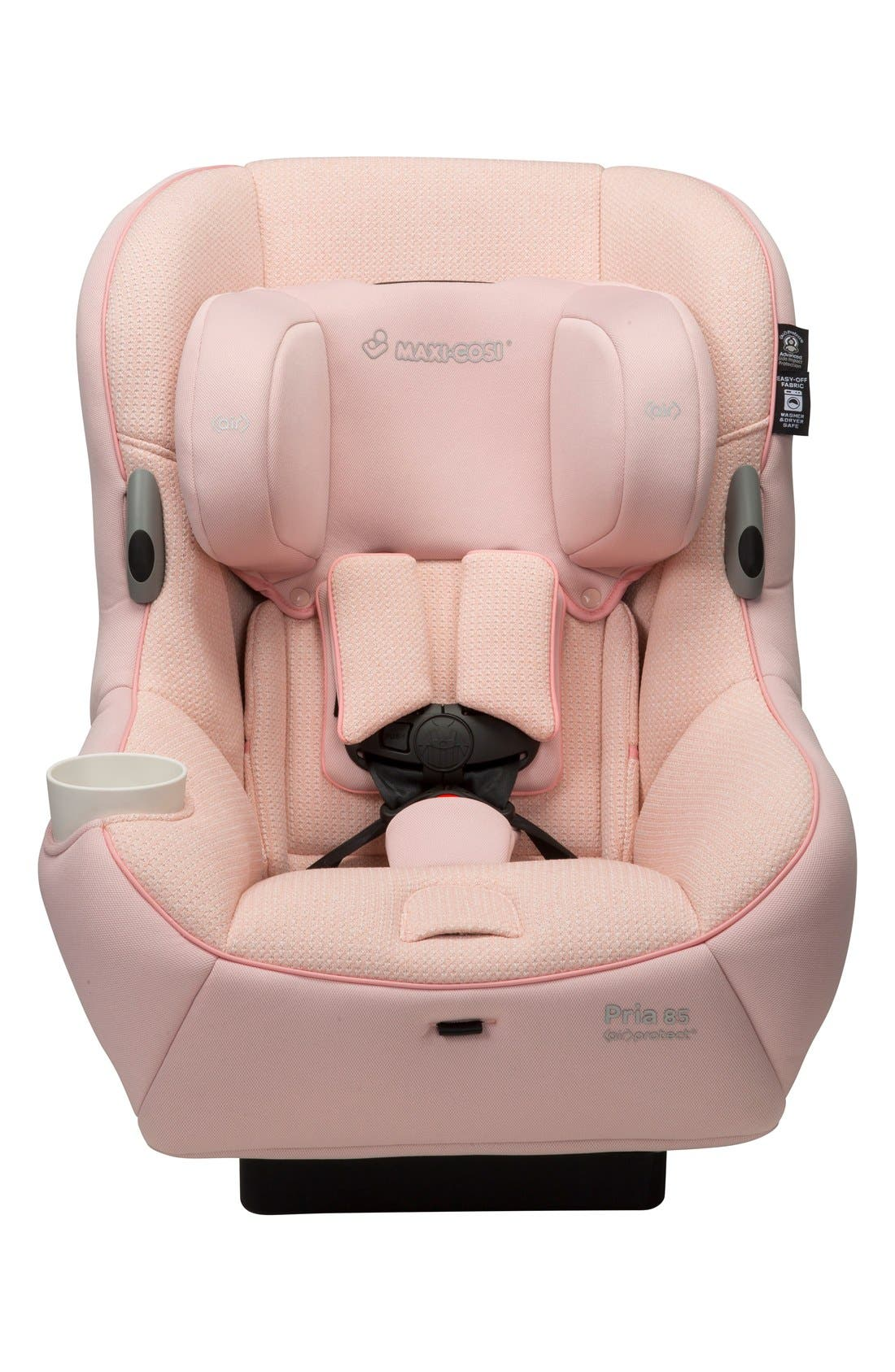 Infant MaxiCosi Pria(TM) 85 Sweater Knit Special Edition Convertible Car Seat Size One Size  Pink