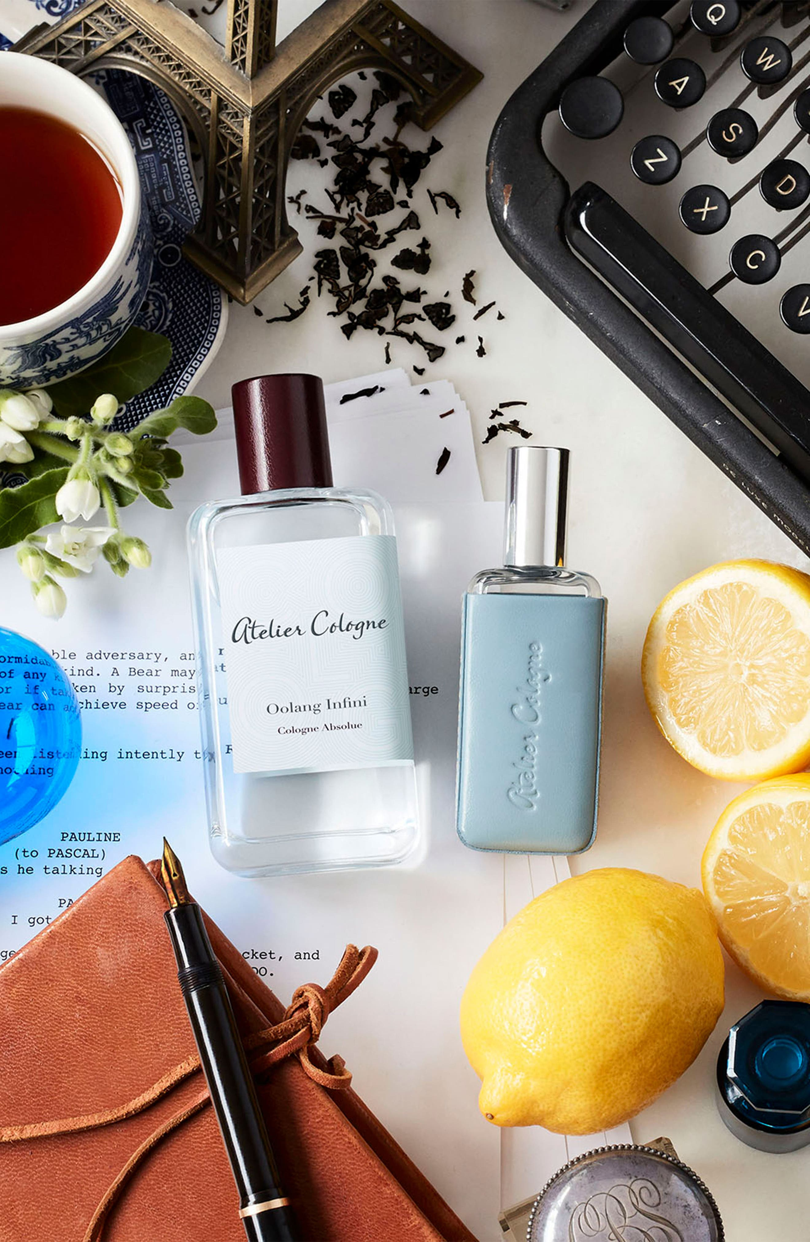 ATELIER COLOGNE, Oolang Infini Cologne Absolue, Alternate thumbnail 4, color, 000
