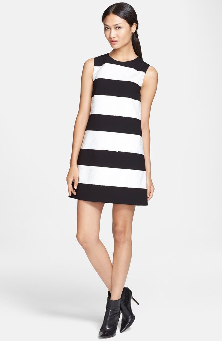 11b698126ddfa Rachel Zoe 'Alessandra' Sequin Stripe Shift Dress | Nordstrom