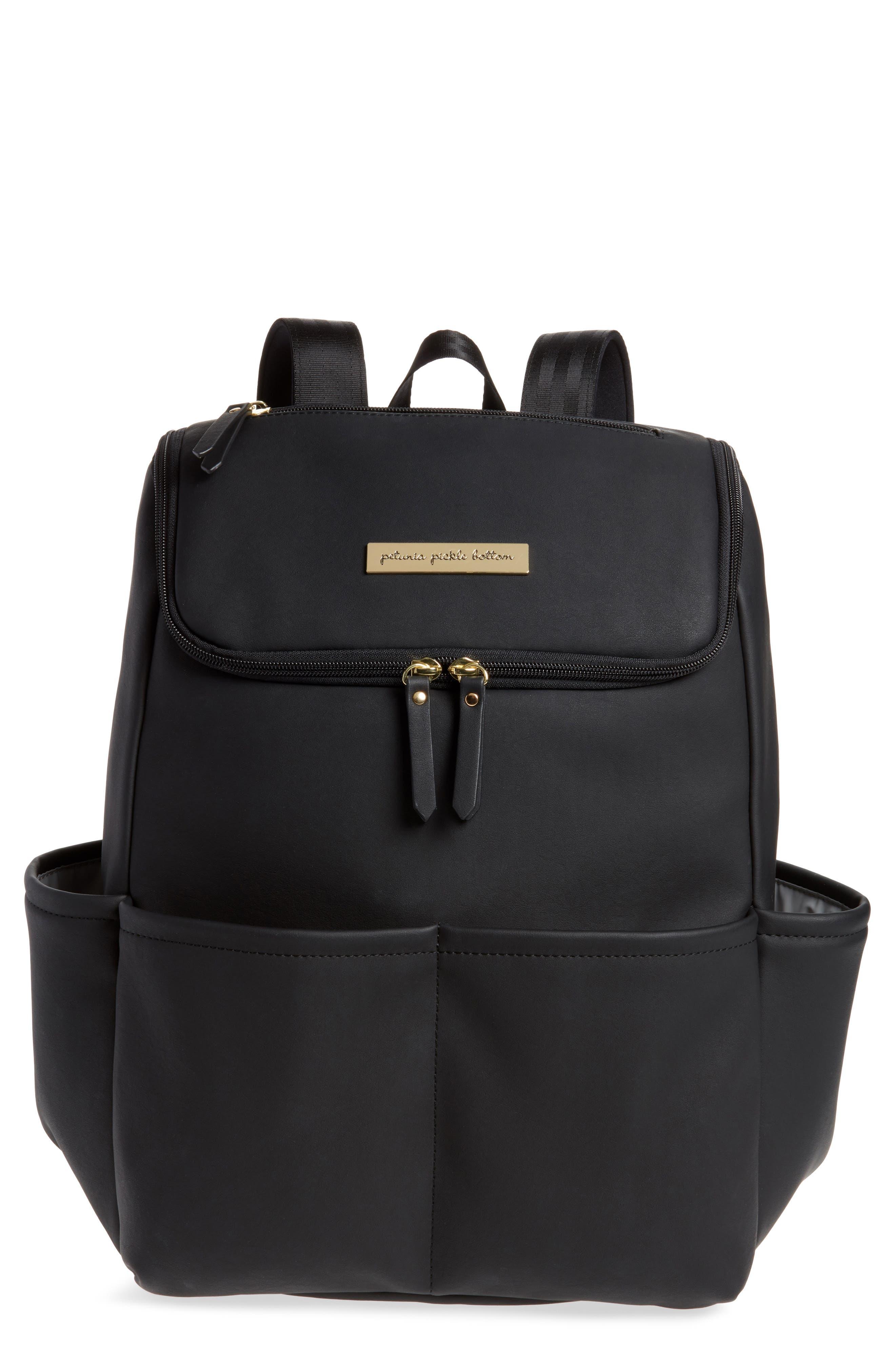 PETUNIA PICKLE BOTTOM Method Diaper Backpack, Main, color, 008