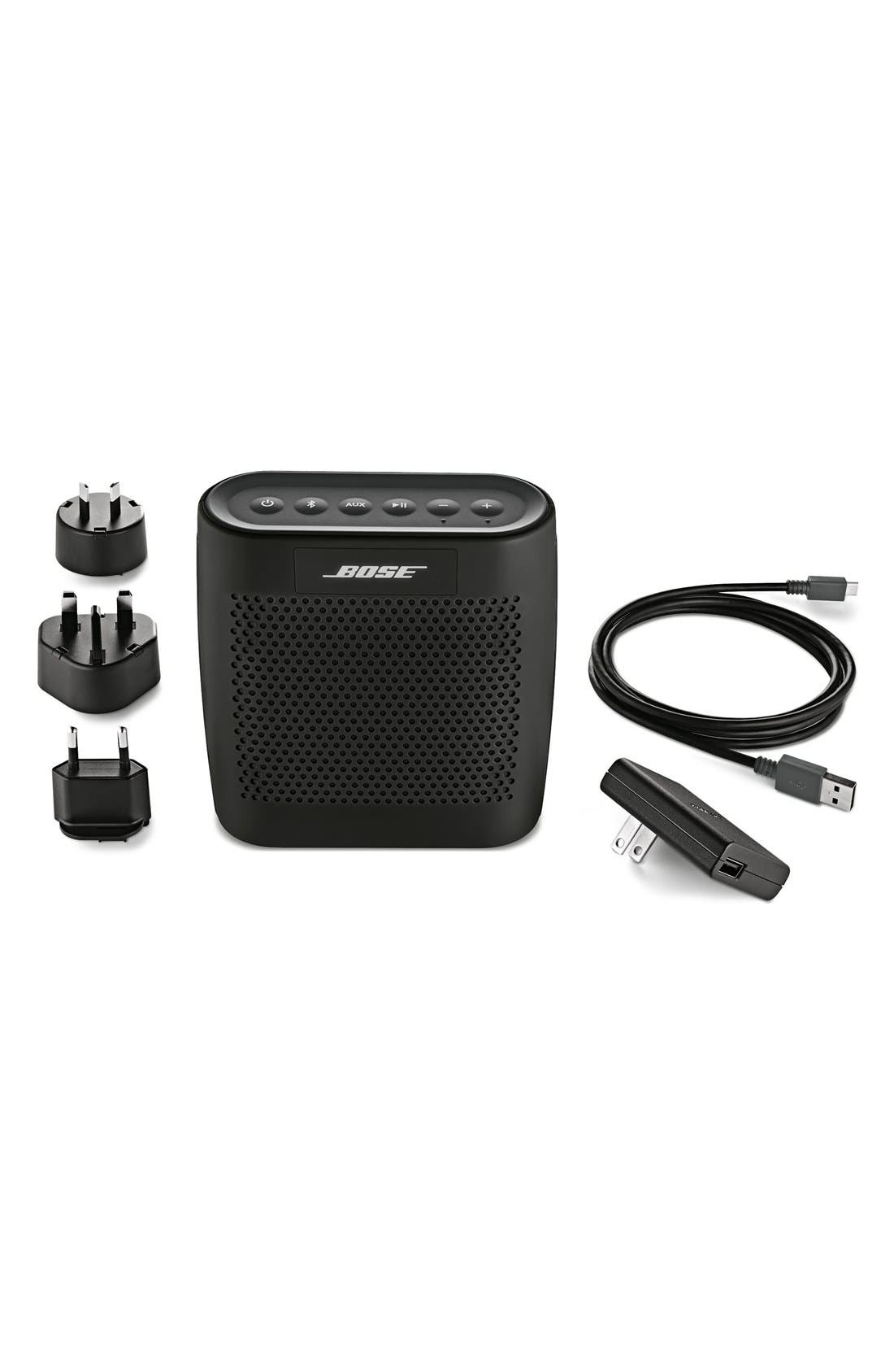 BOSE<SUP>®</SUP>, SoundLink<sup>®</sup> Color Bluetooth<sup>®</sup> Speaker, Alternate thumbnail 3, color, 001