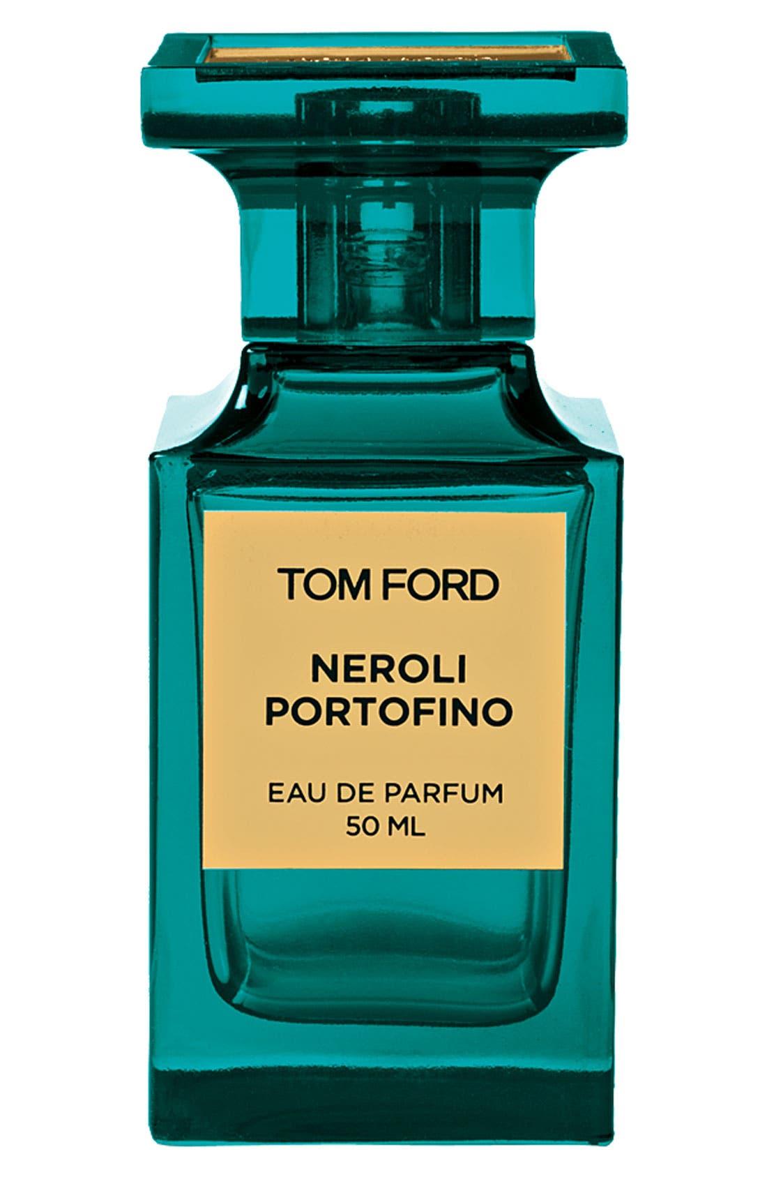 TOM FORD, Private Blend Neroli Portofino Eau de Parfum, Main thumbnail 1, color, NO COLOR 2