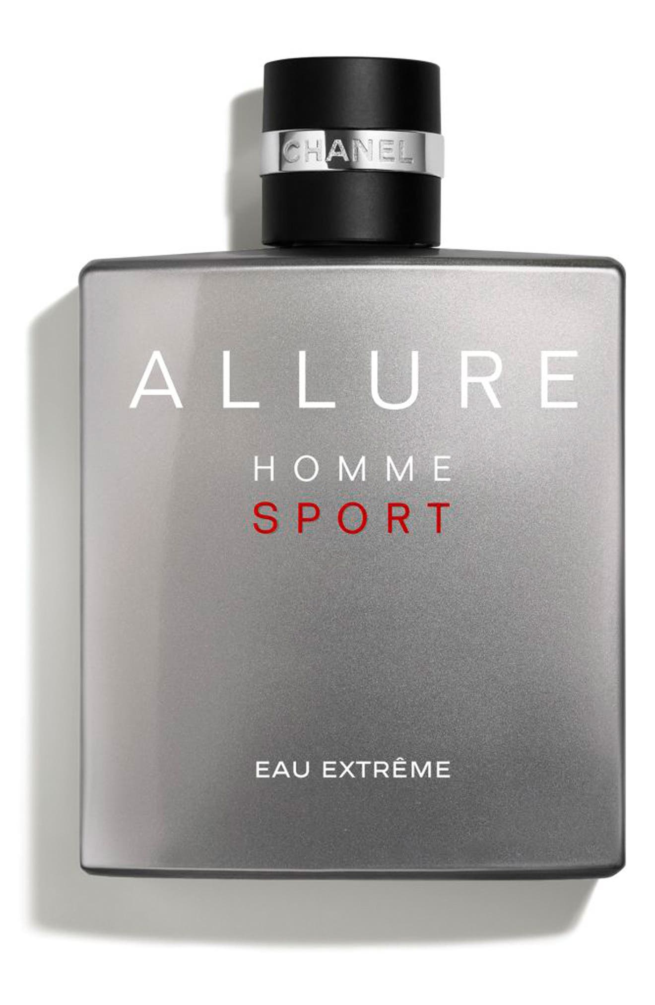 CHANEL, ALLURE HOMME SPORT EAU EXTREME Eau de Parfum, Alternate thumbnail 2, color, NOL COLOR