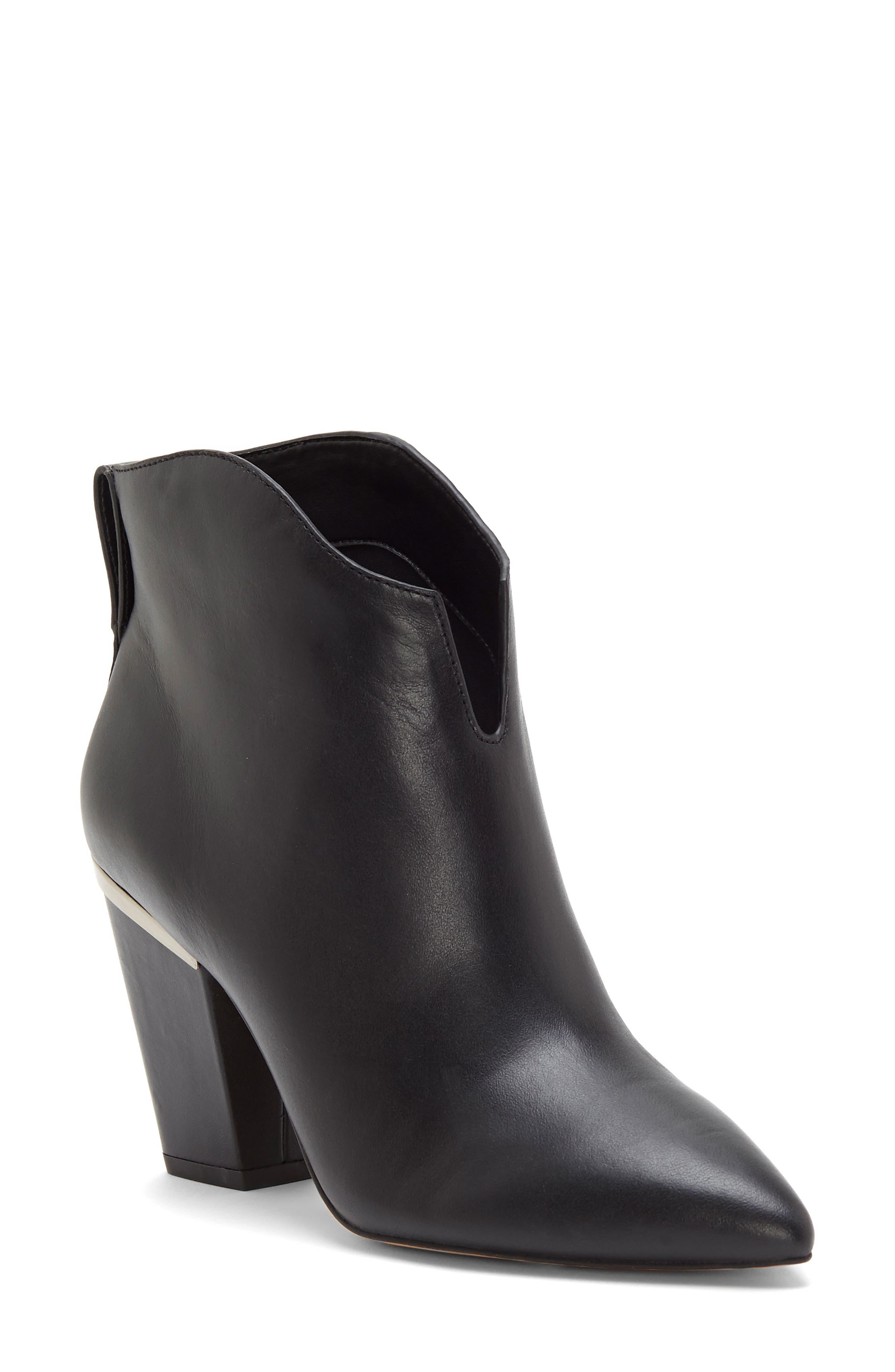 1.state Corben Boot- Black