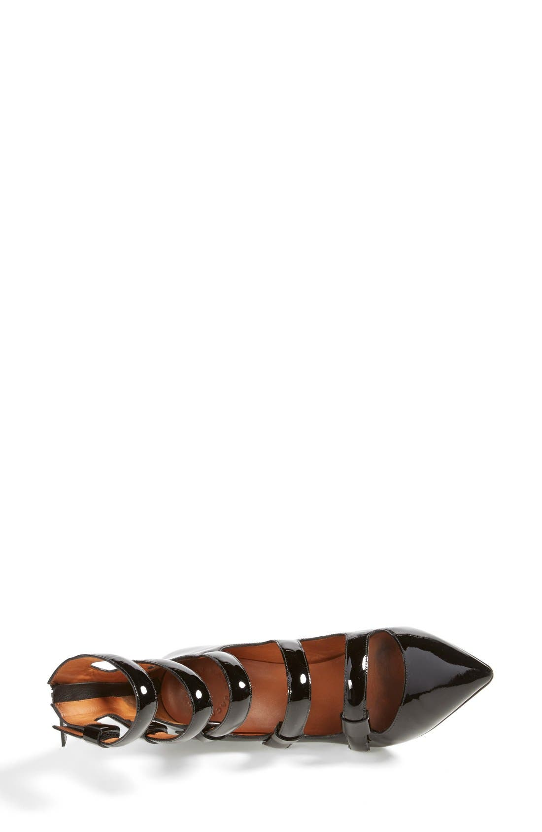 MARC JACOBS, MARC BY MARC JACOBS 'Runway' Pump, Alternate thumbnail 3, color, 001