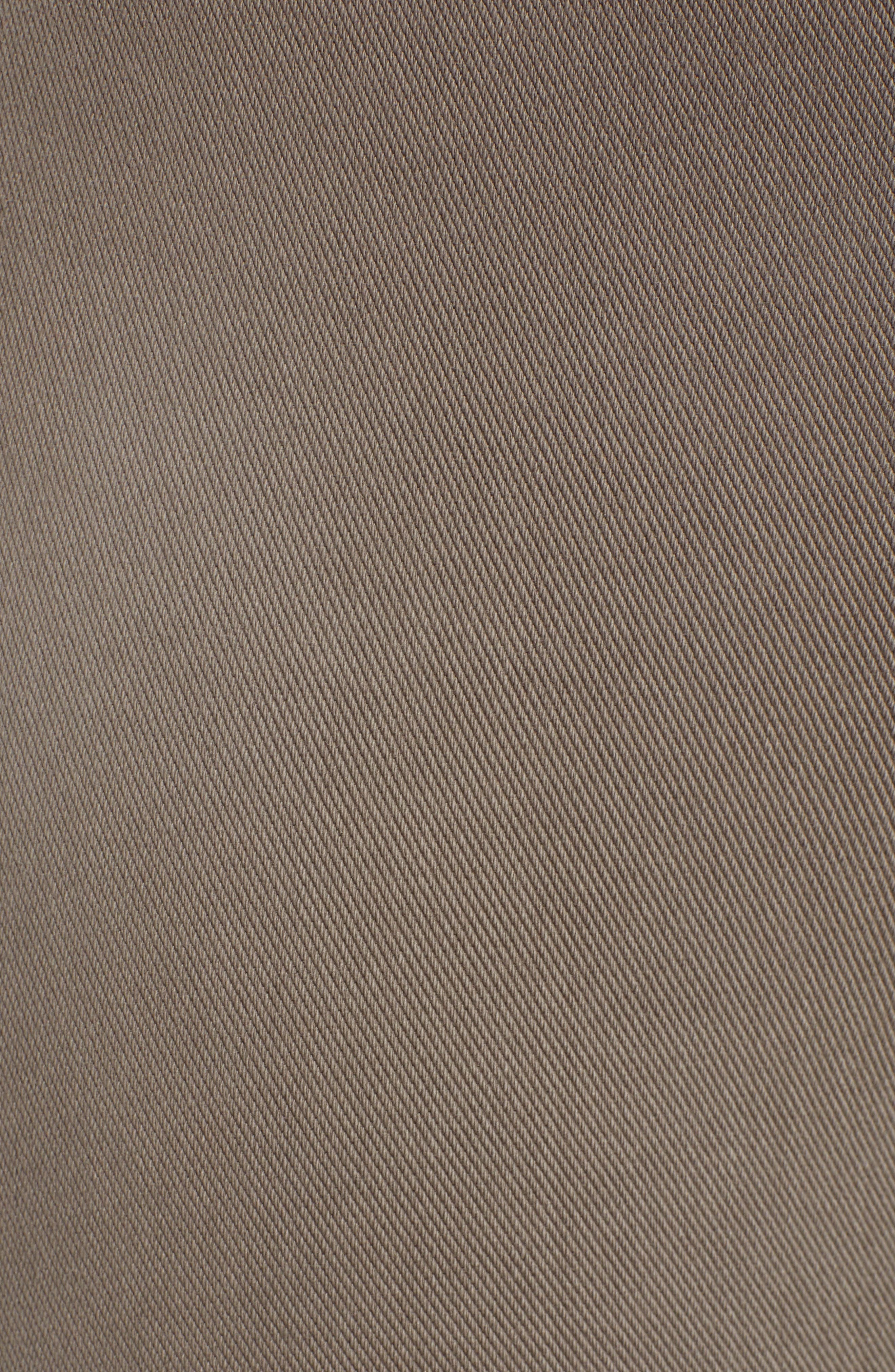 SPANX<SUP>®</SUP>, Jean-ish Leggings, Alternate thumbnail 6, color, EARTHY TAUPE