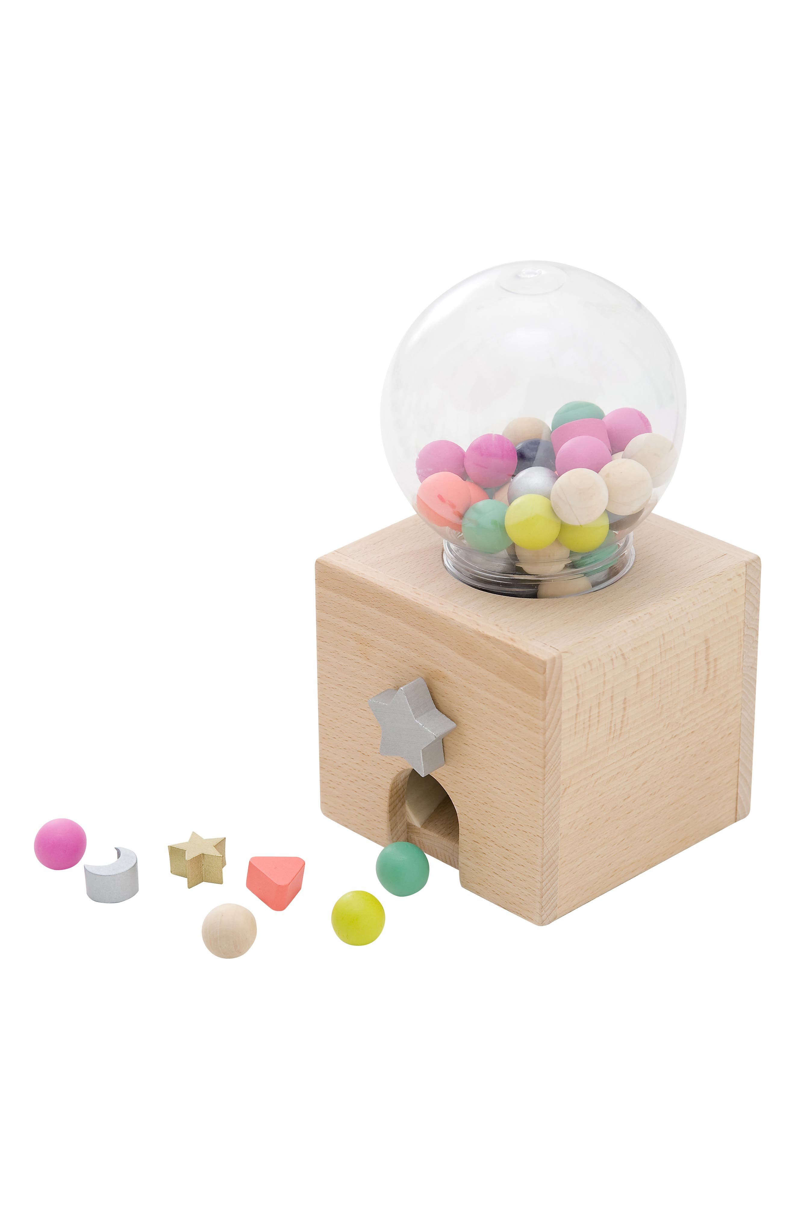 Kukkia Gatcha Gatcha Wooden Bead Set Size One Size  None