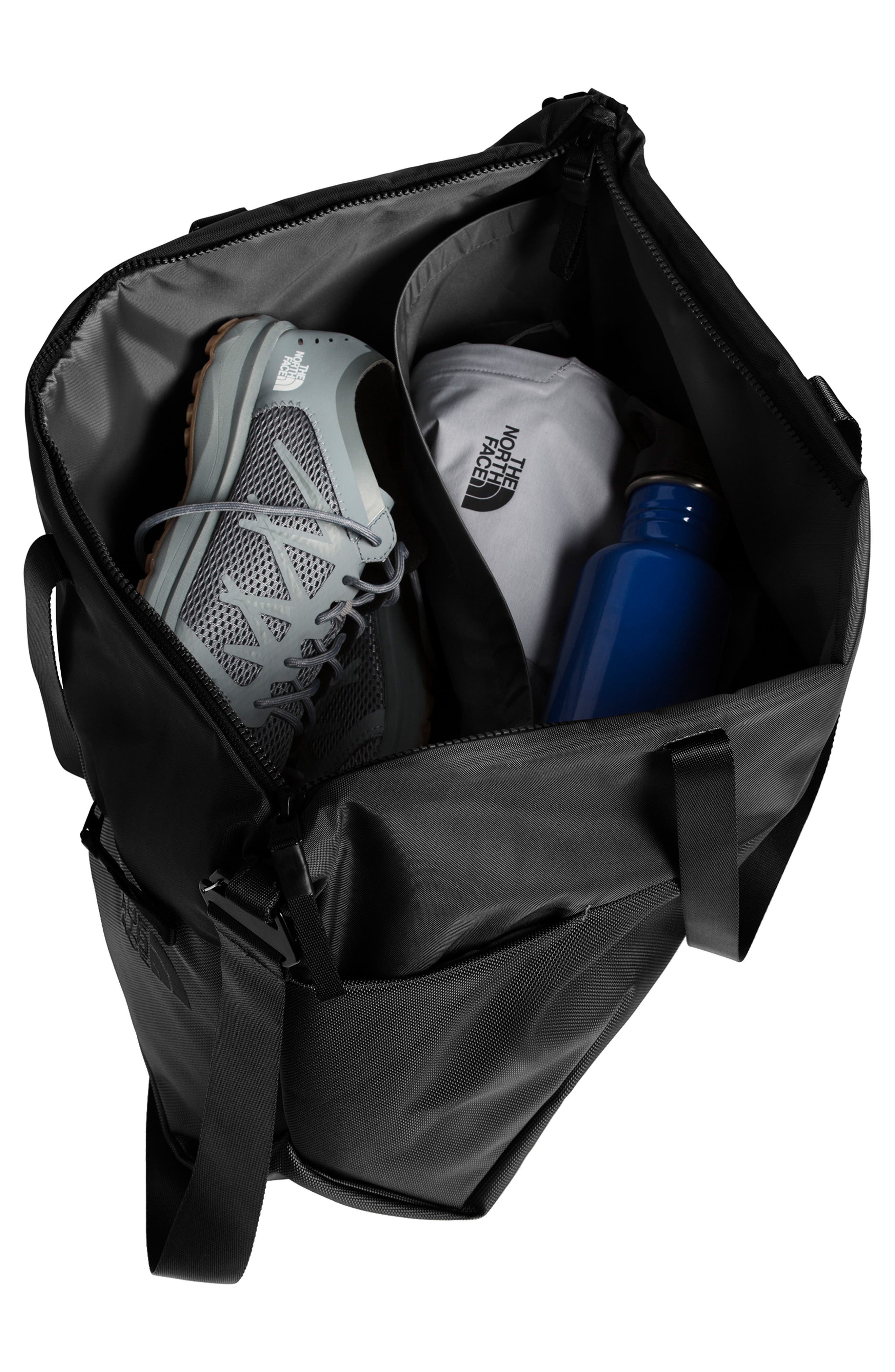 THE NORTH FACE, Electra Large Tote, Alternate thumbnail 2, color, 001