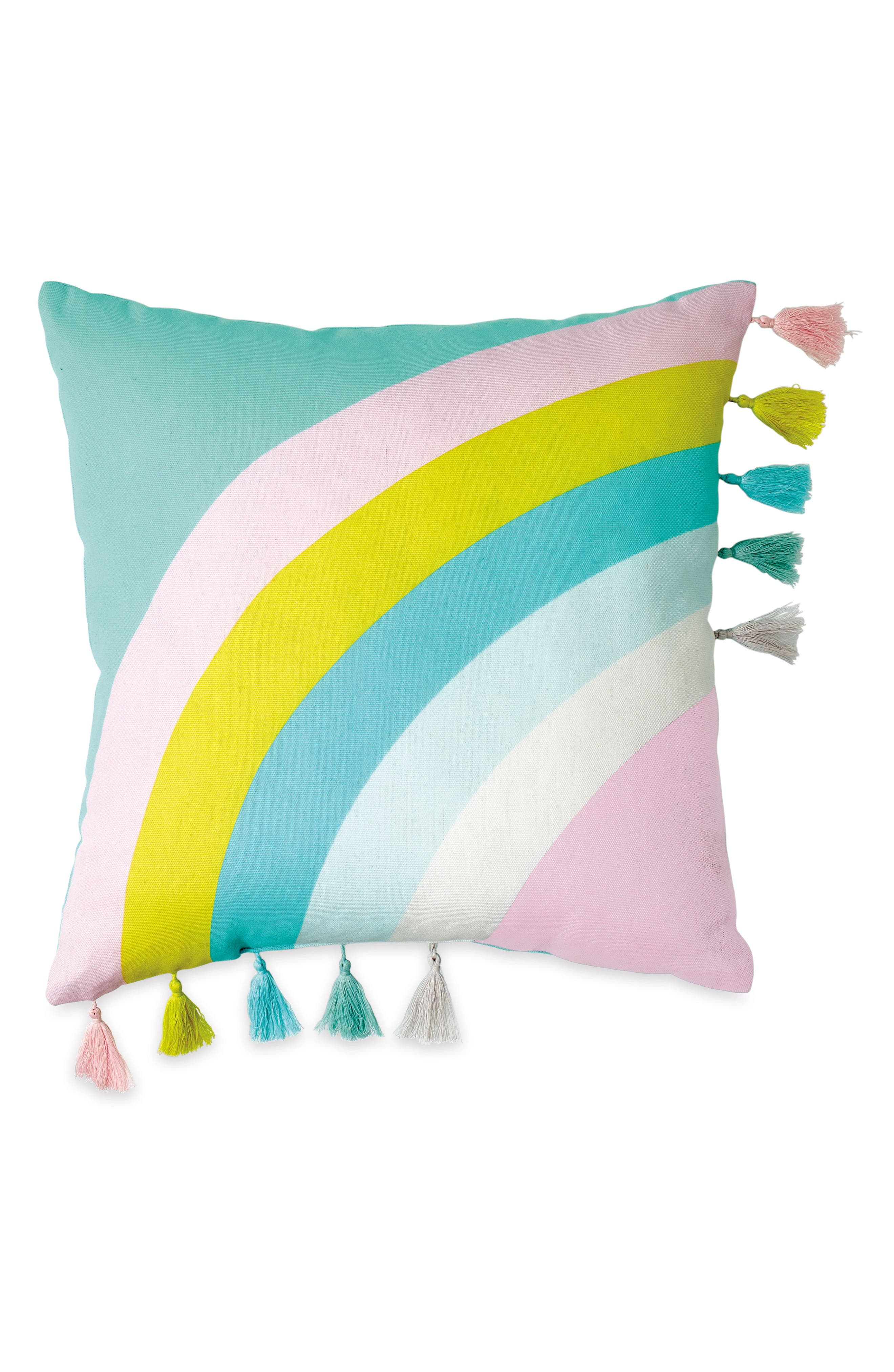 DKNY, Over the Moon Duvet, Sham & Accent Pillow Set, Alternate thumbnail 4, color, PURPLE