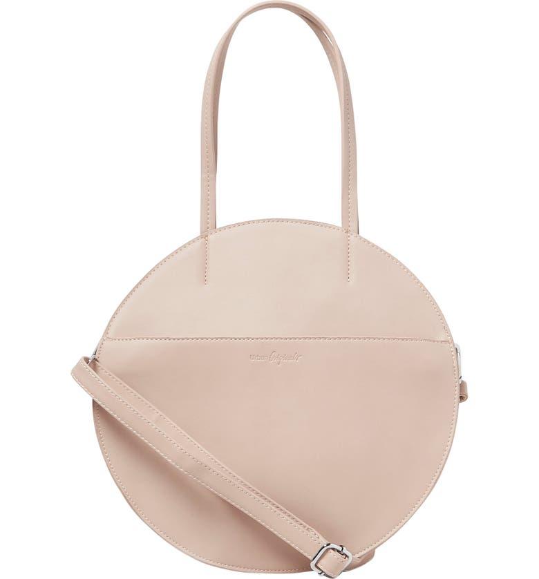 Urban Originals Bags PASSION VEGAN LEATHER CANTEEN BAG - BEIGE