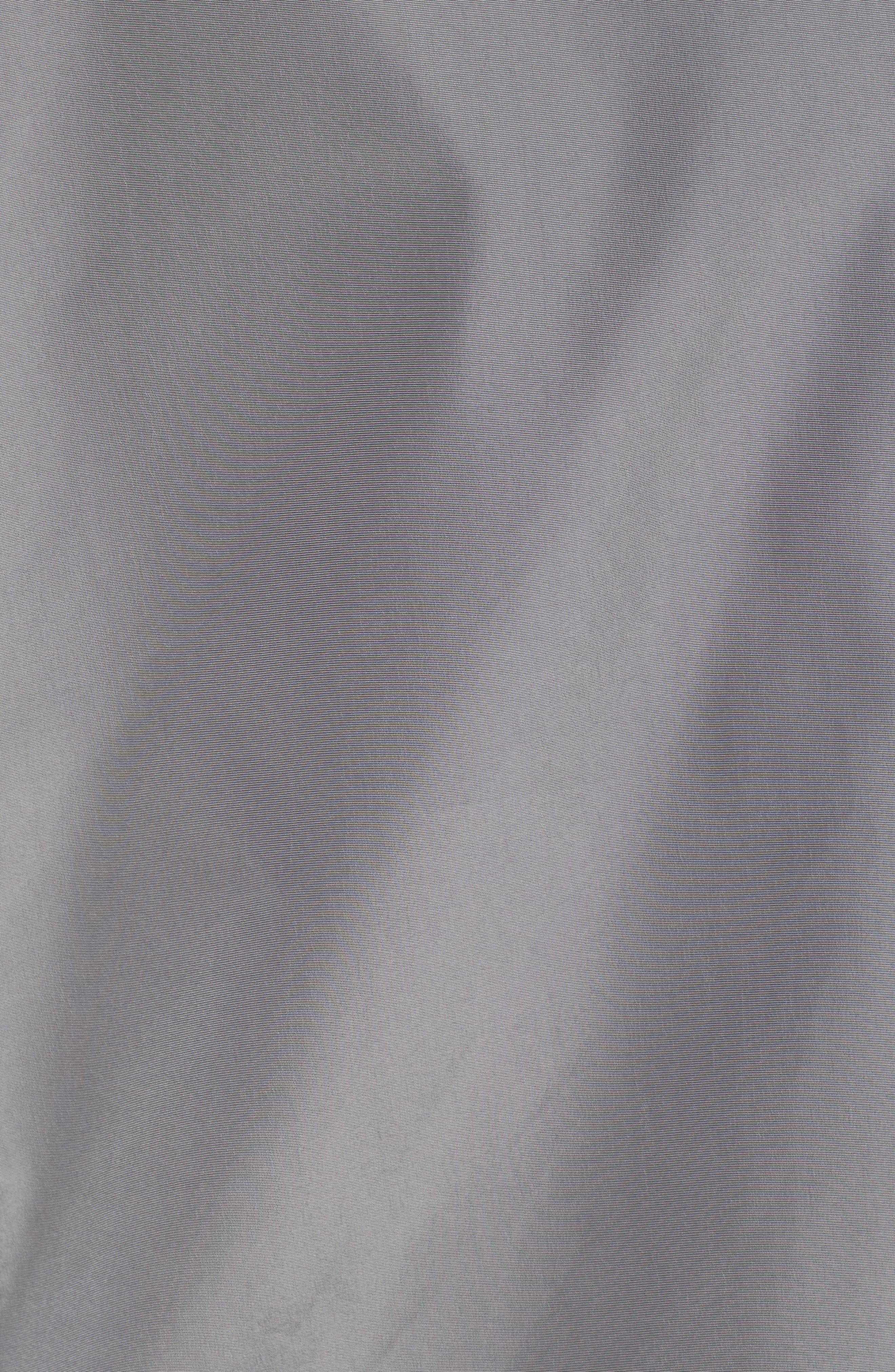 RVCA, VA Hooded Coach's Jacket, Alternate thumbnail 7, color, 026