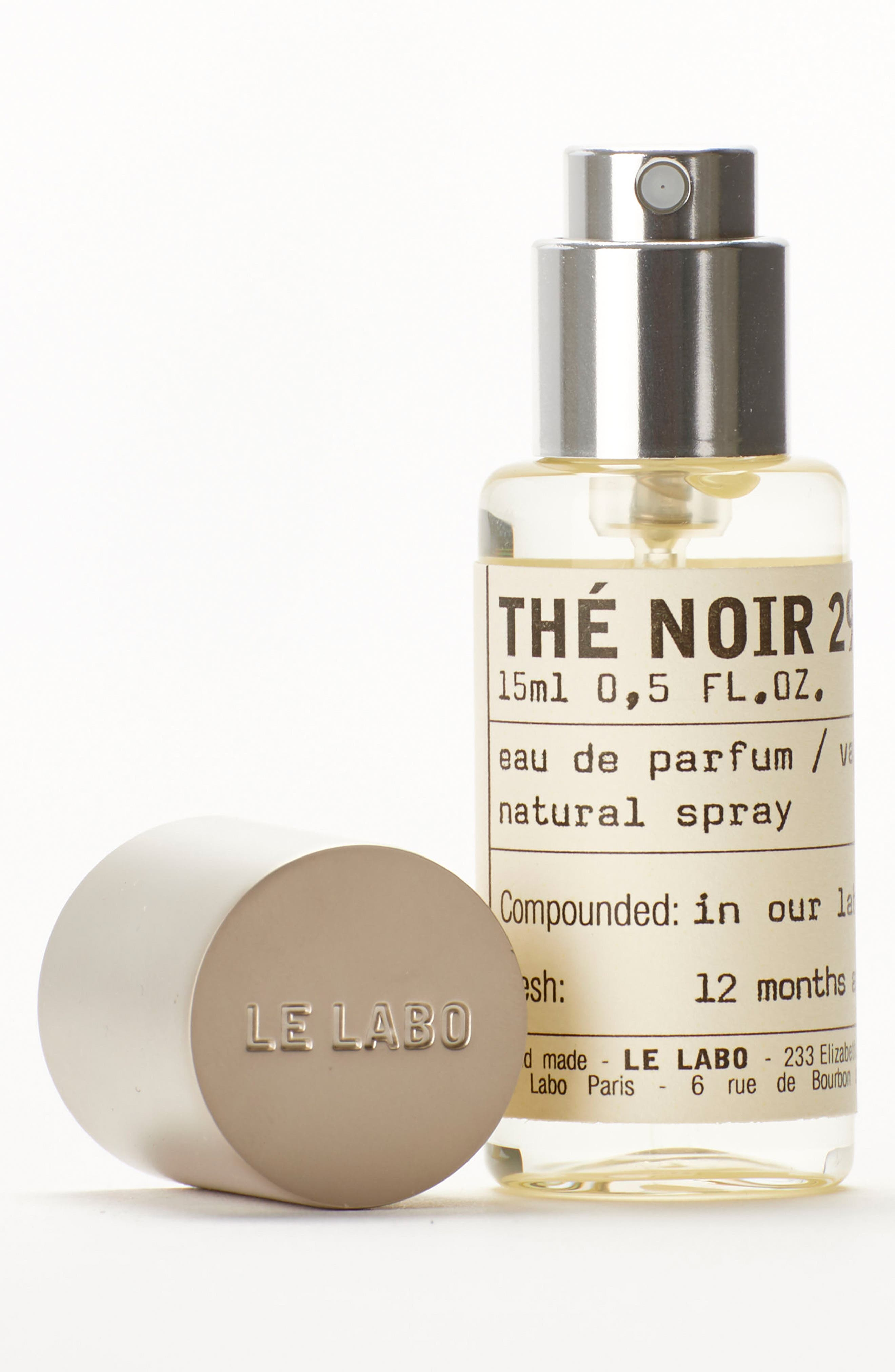 LE LABO, 'Thé Noir 29' Eau de Parfum, Alternate thumbnail 4, color, NO COLOR