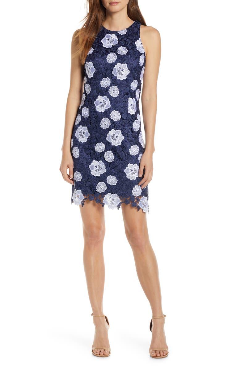 petite Lace Dress