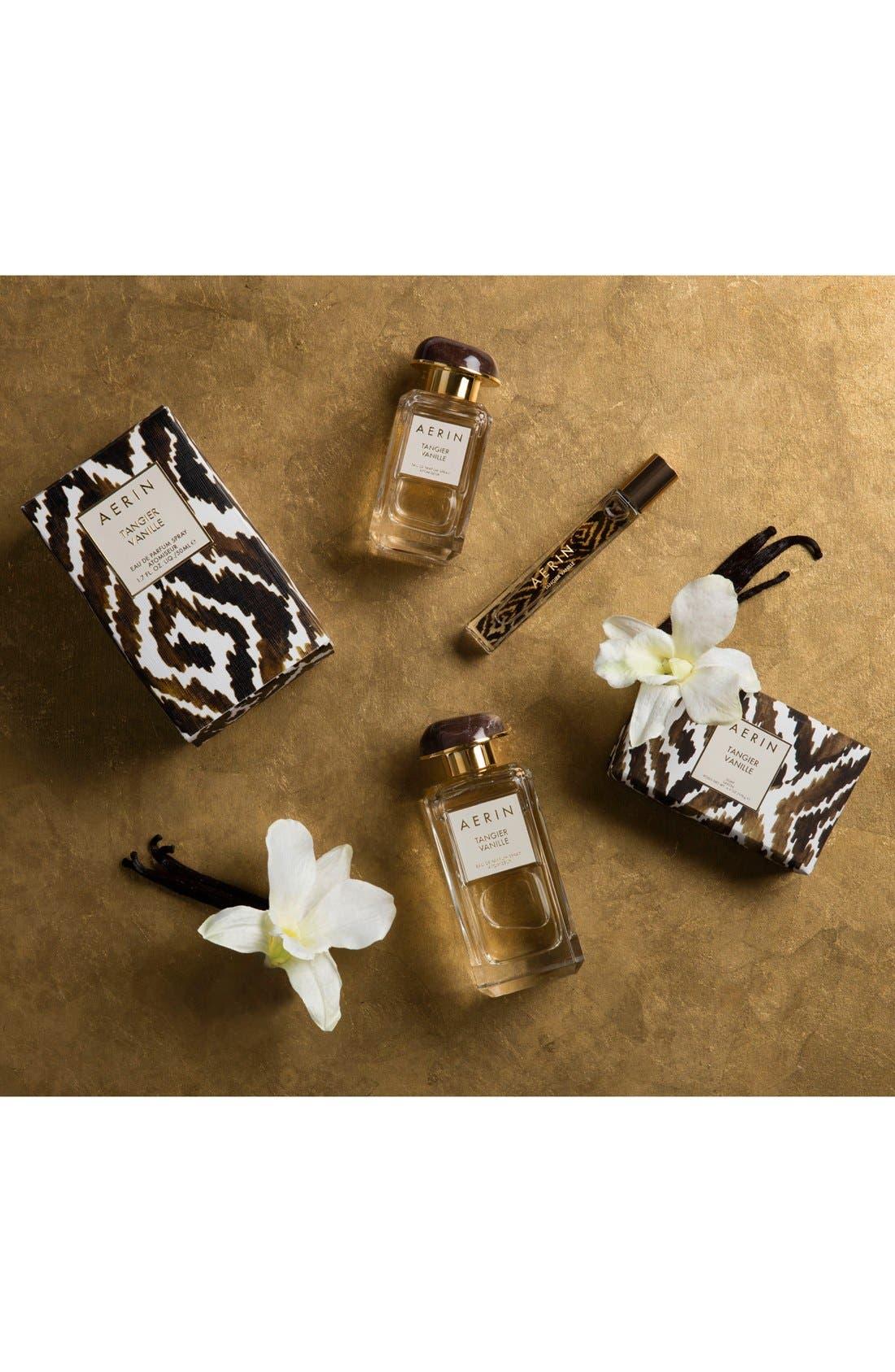 ESTÉE LAUDER, AERIN Beauty Tangier Vanille Eau de Parfum Spray, Alternate thumbnail 8, color, NO COLOR
