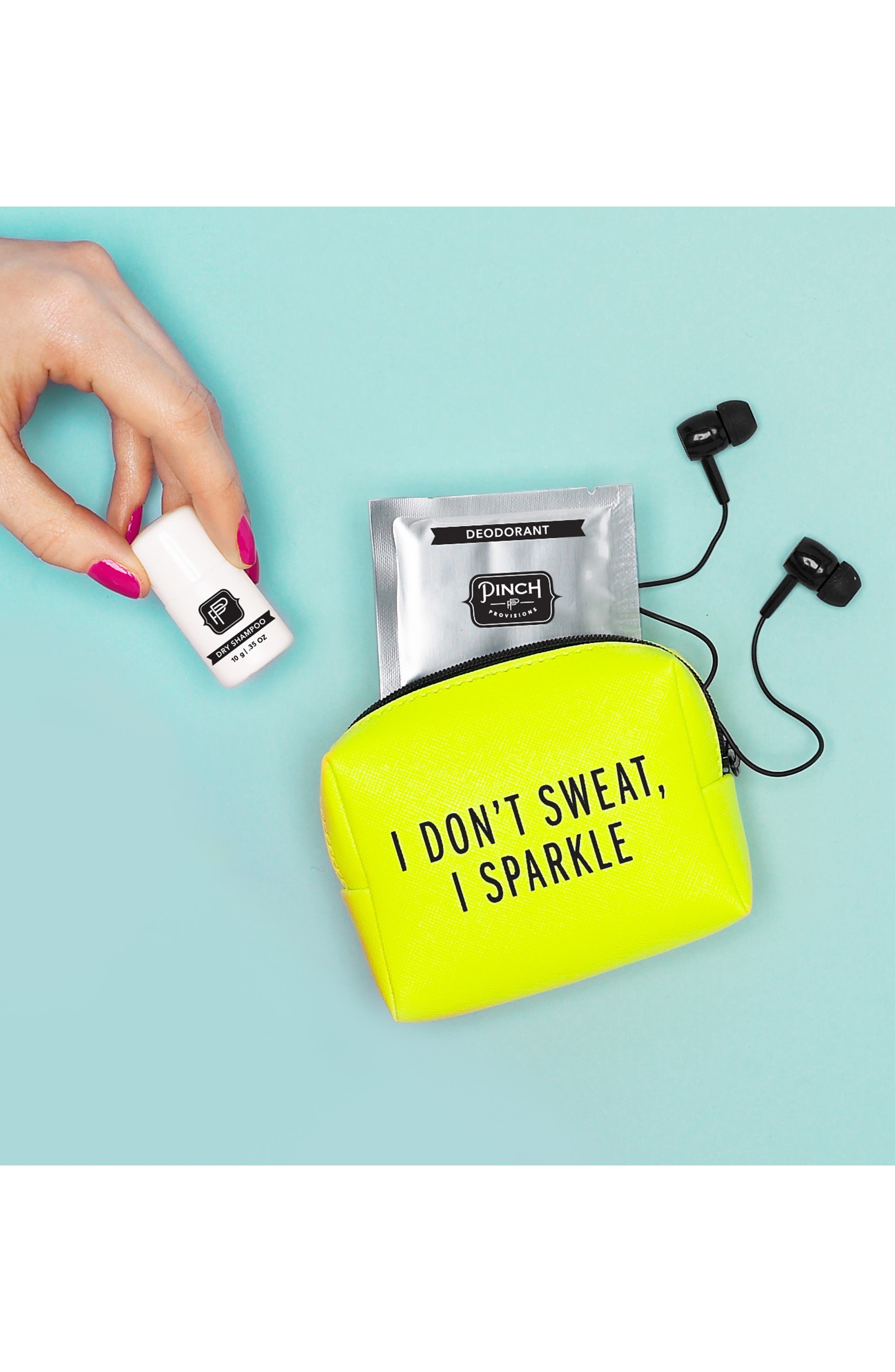 PINCH PROVISIONS, 'Fitness' Kit, Alternate thumbnail 6, color, 700