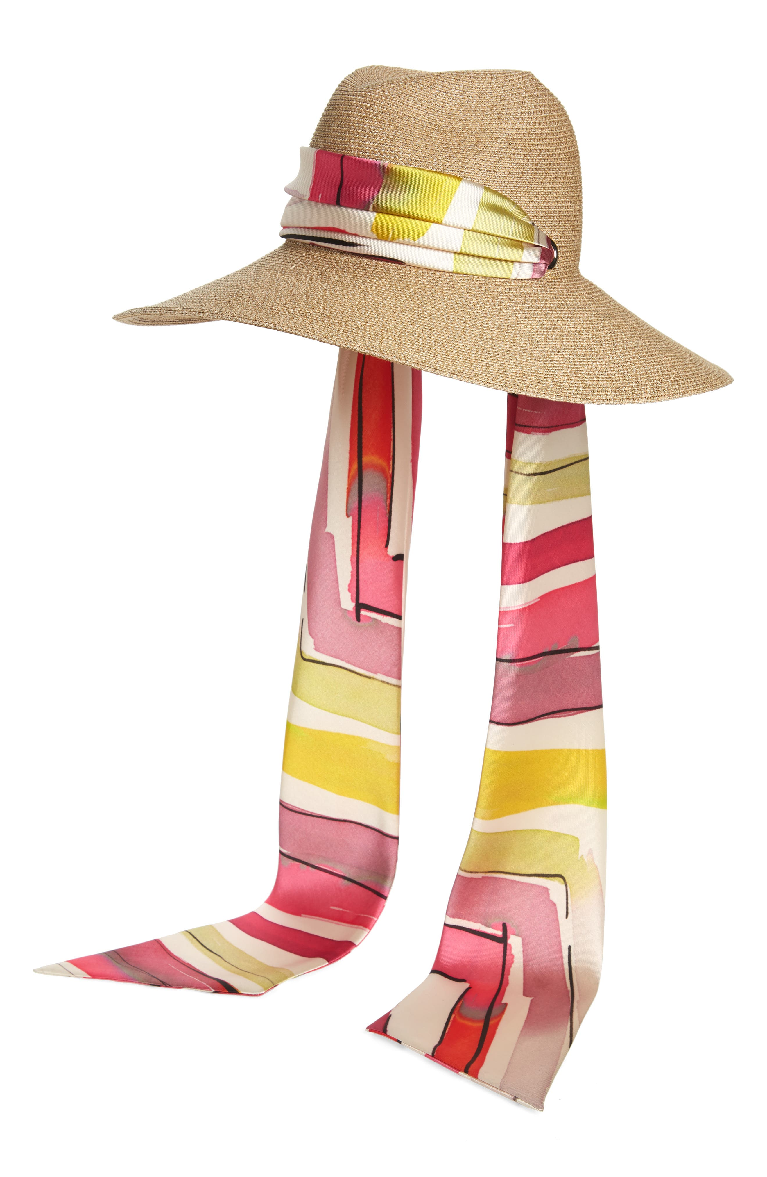 EUGENIA KIM, Cassidy Packable Hat, Main thumbnail 1, color, 200