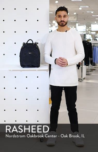 Katt Nylon Backpack, sales video thumbnail