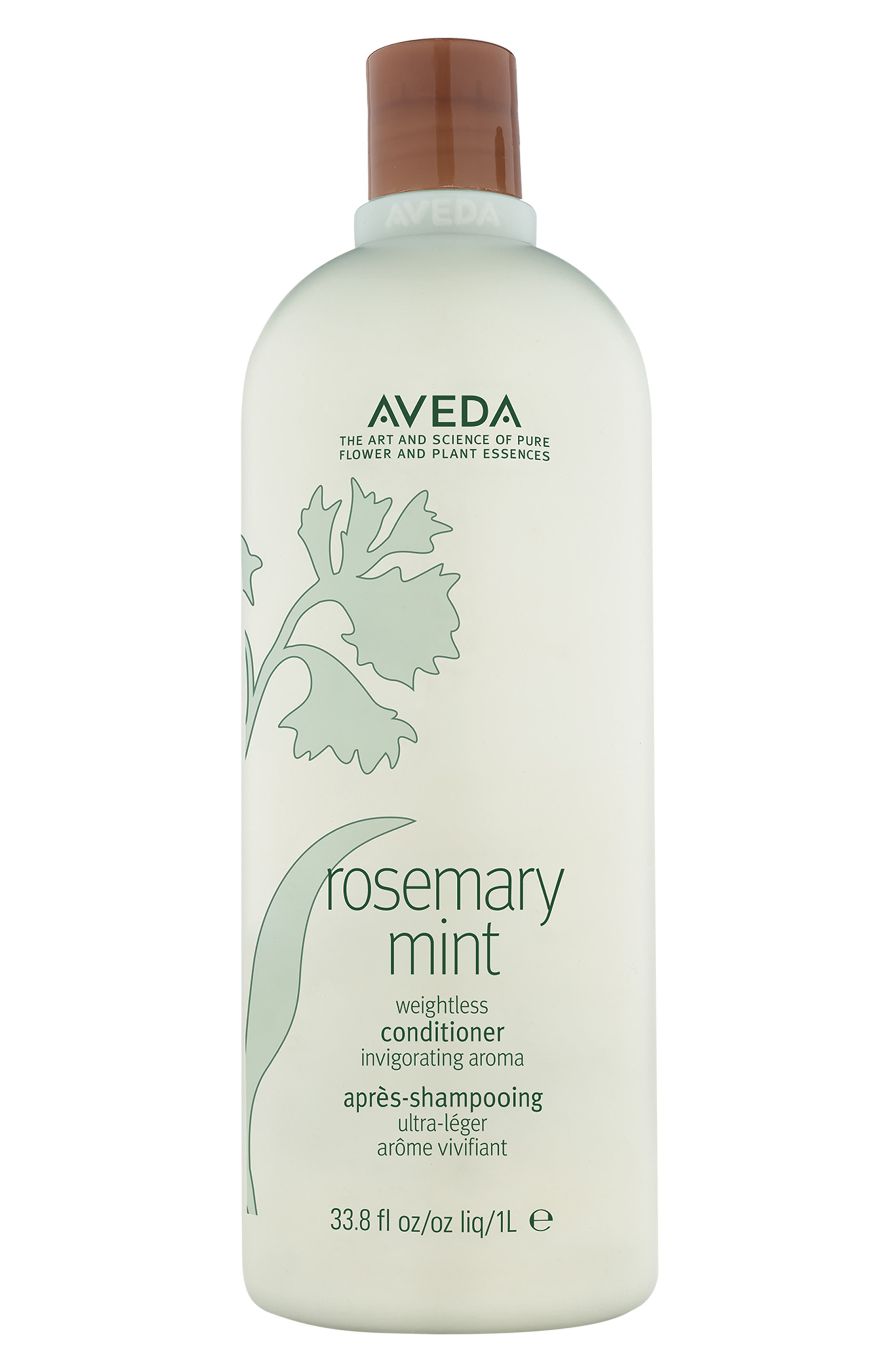 AVEDA, Rosemary Mint Weightless Conditioner, Alternate thumbnail 4, color, NO COLOR