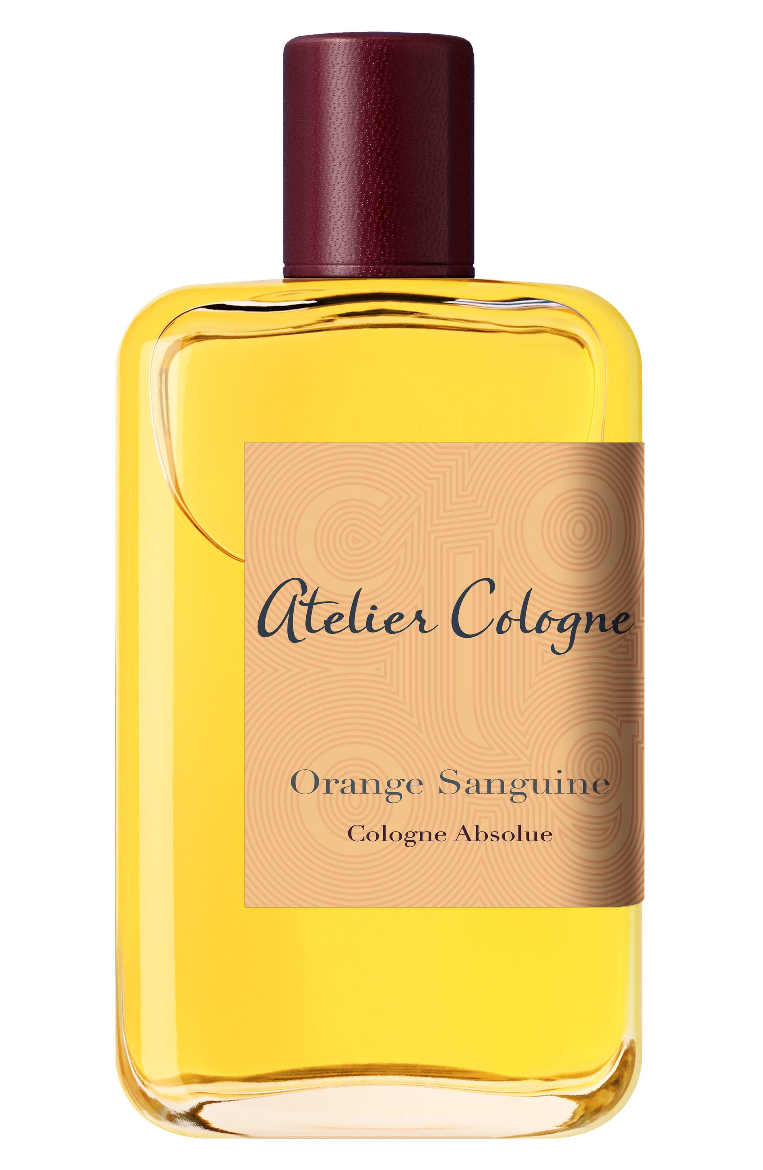 ATELIER COLOGNE, Orange Sanguine Cologne Absolue, Main thumbnail 1, color, NO COLOR