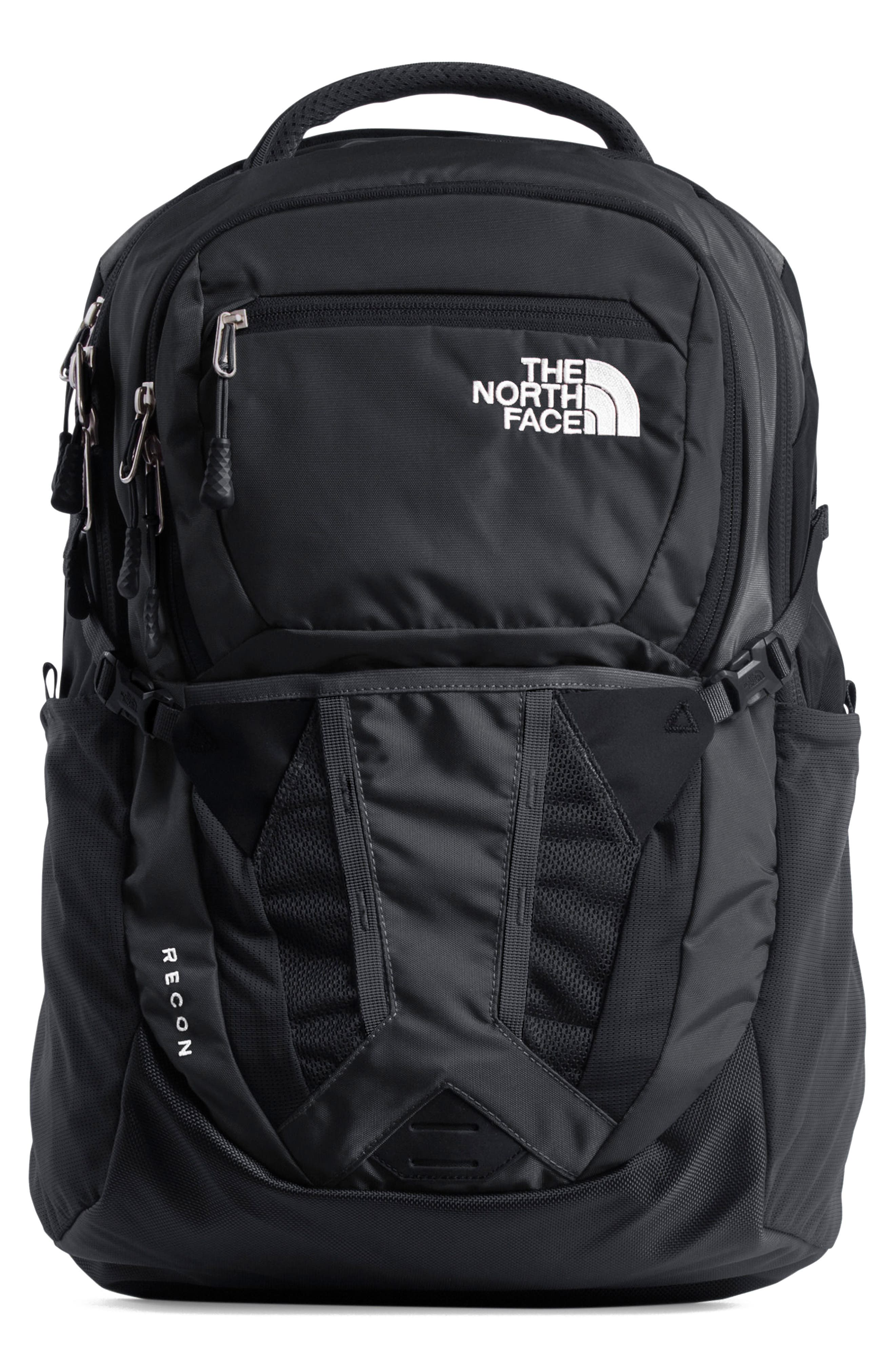 THE NORTH FACE, Recon Backpack, Main thumbnail 1, color, TNF BLACK