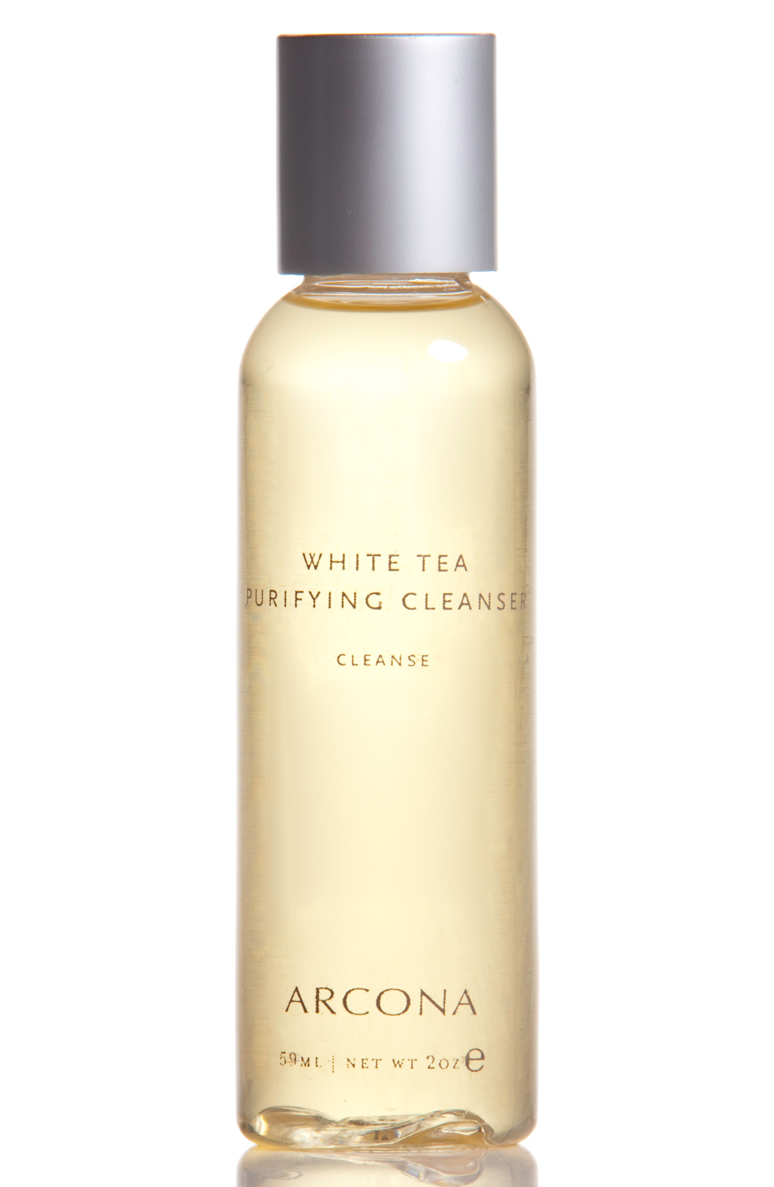 ARCONA White Tea Purifying Cleanser, Main, color, NO COLOR