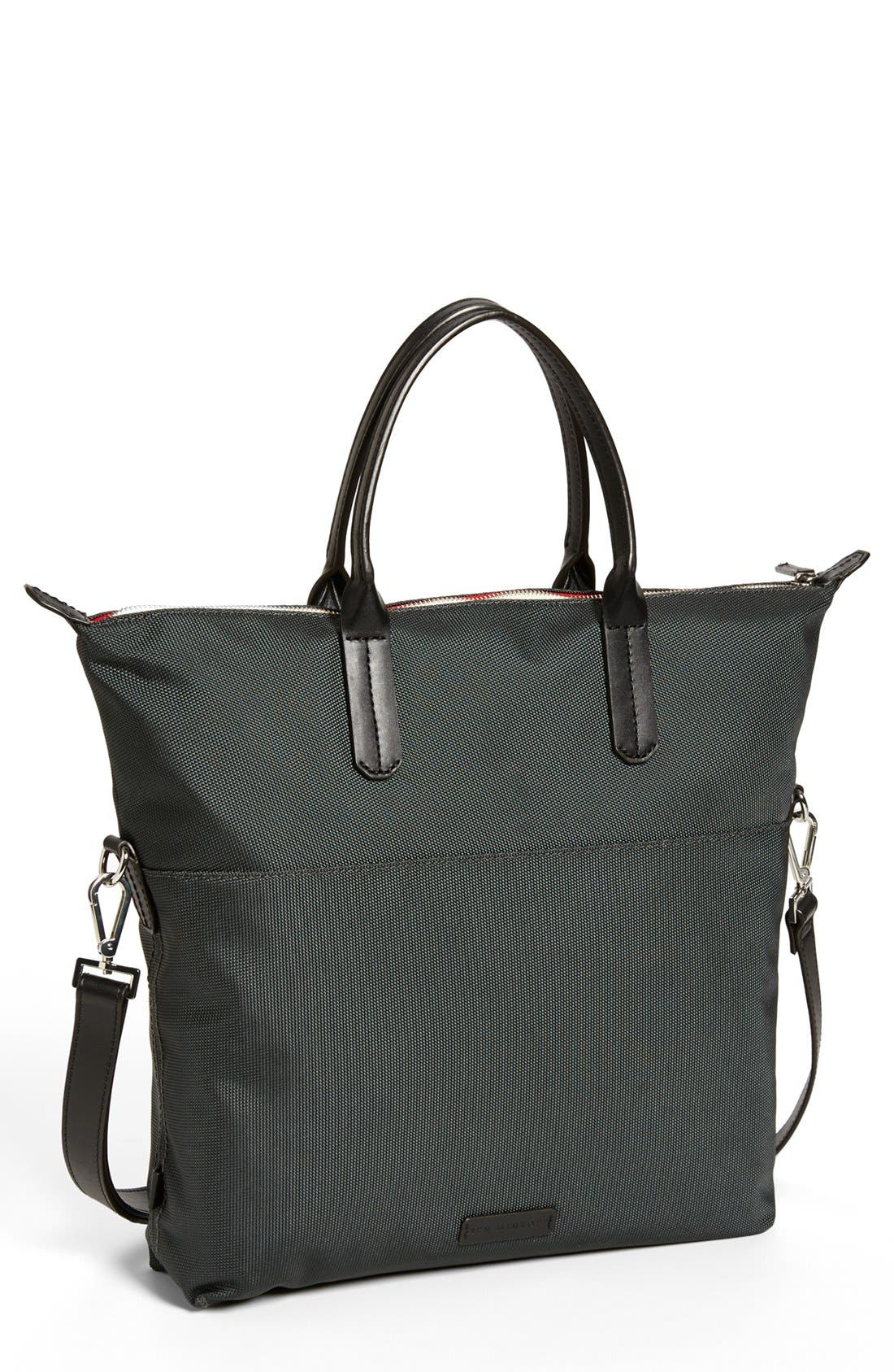 URI MINKOFF, Ben Minkoff 'Heath' Tote Bag, Main thumbnail 1, color, 020