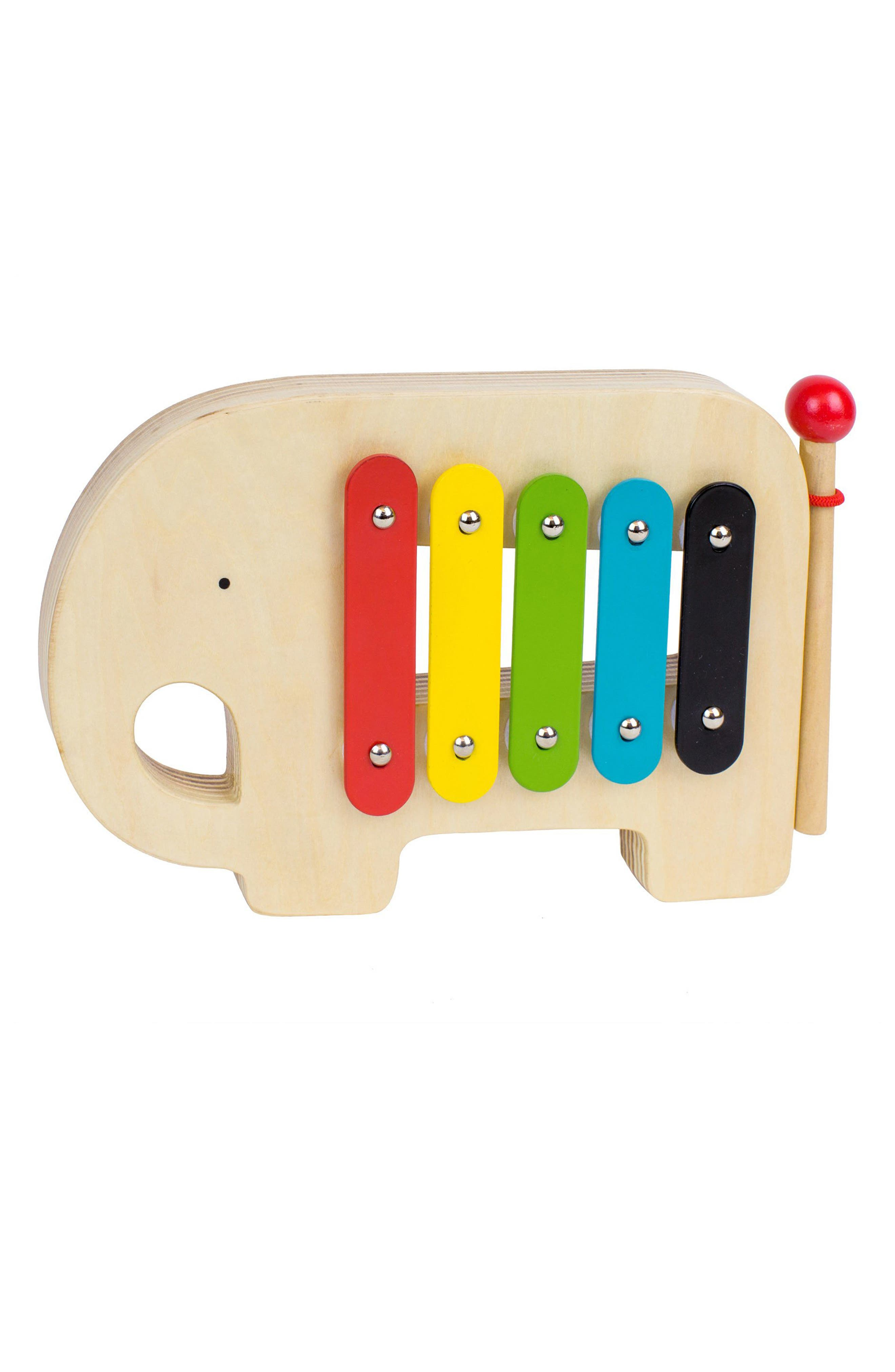 Toddler Wild  Wolf Modern Elephant Wooden Xylophone