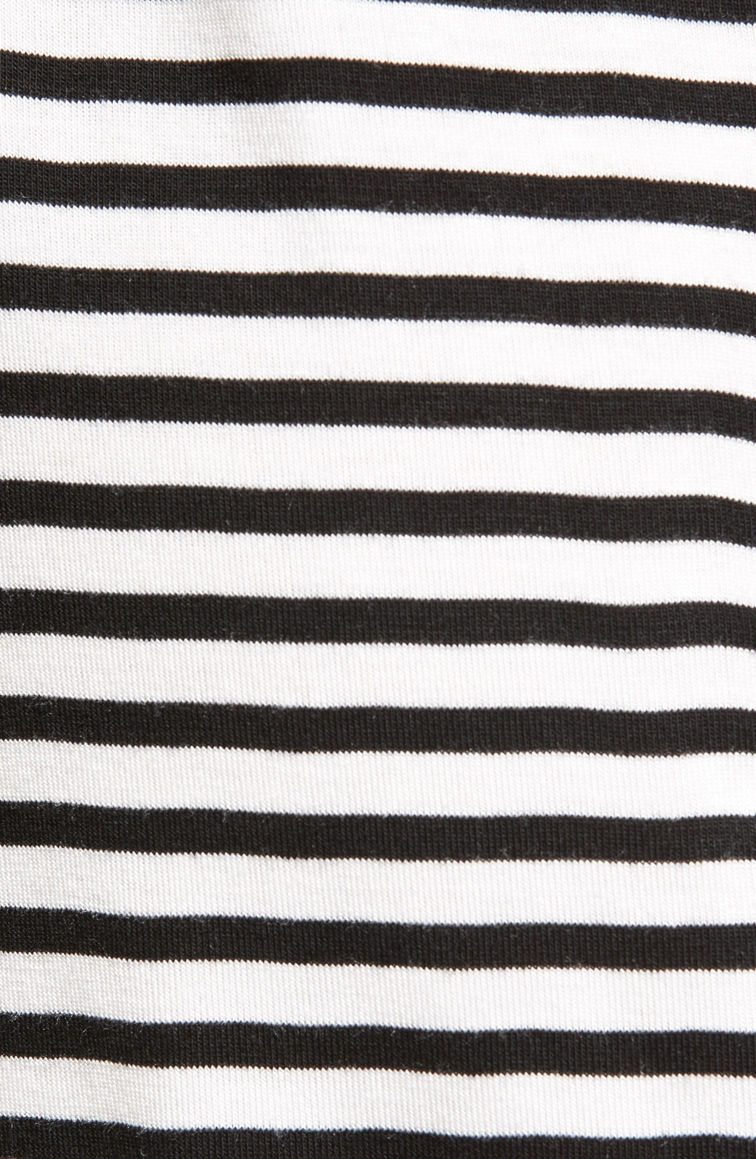 ROXY, I Did Didn't Stripe Dress, Alternate thumbnail 5, color, 101