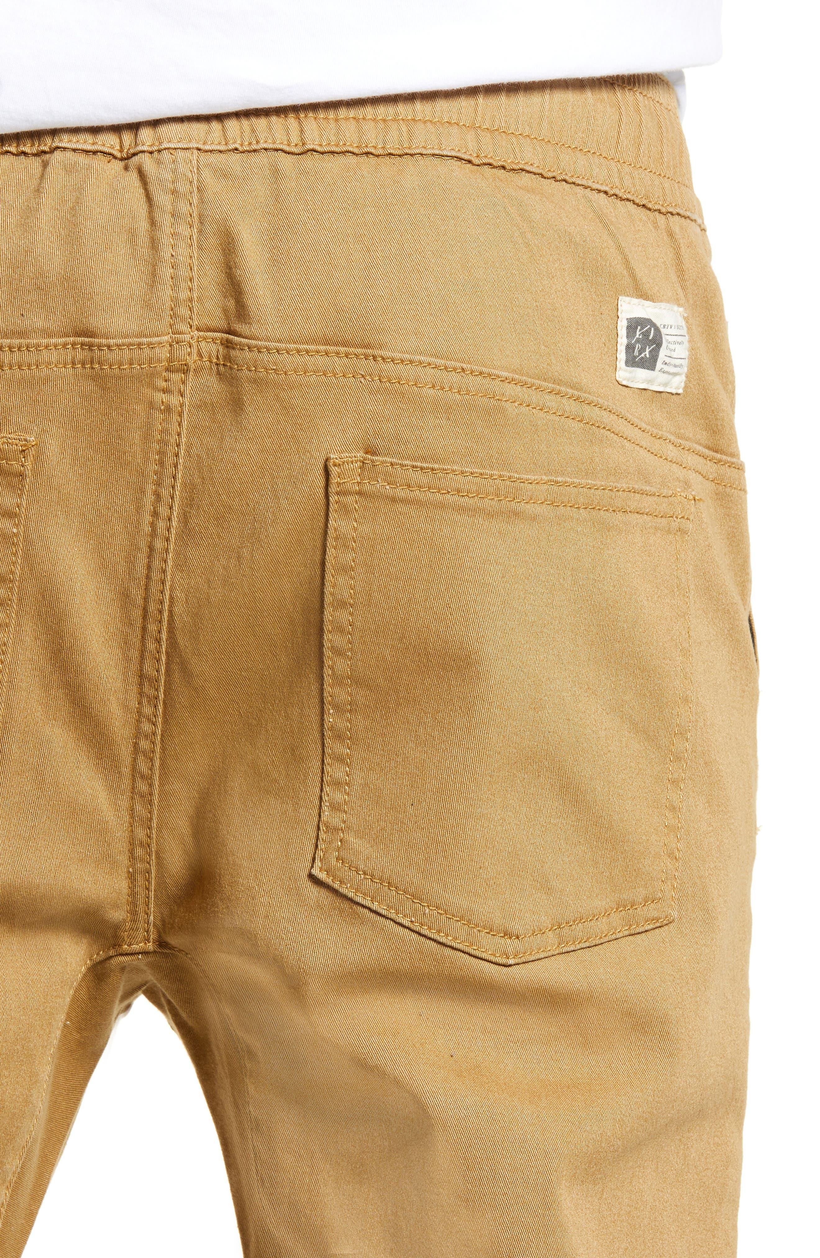 LIRA CLOTHING, Clifton Slim Fit Jogger Pants, Alternate thumbnail 4, color, 250
