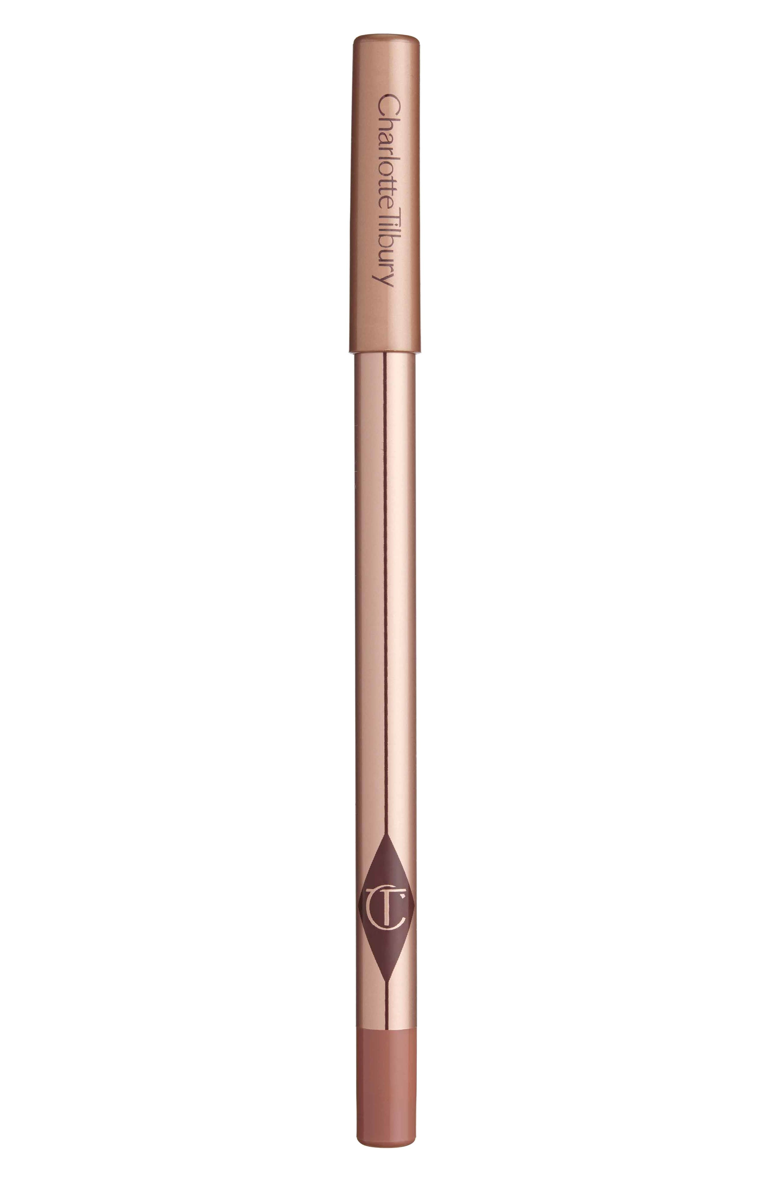 CHARLOTTE TILBURY, Lip Cheat Lip Liner, Alternate thumbnail 2, color, PILLOWTALK