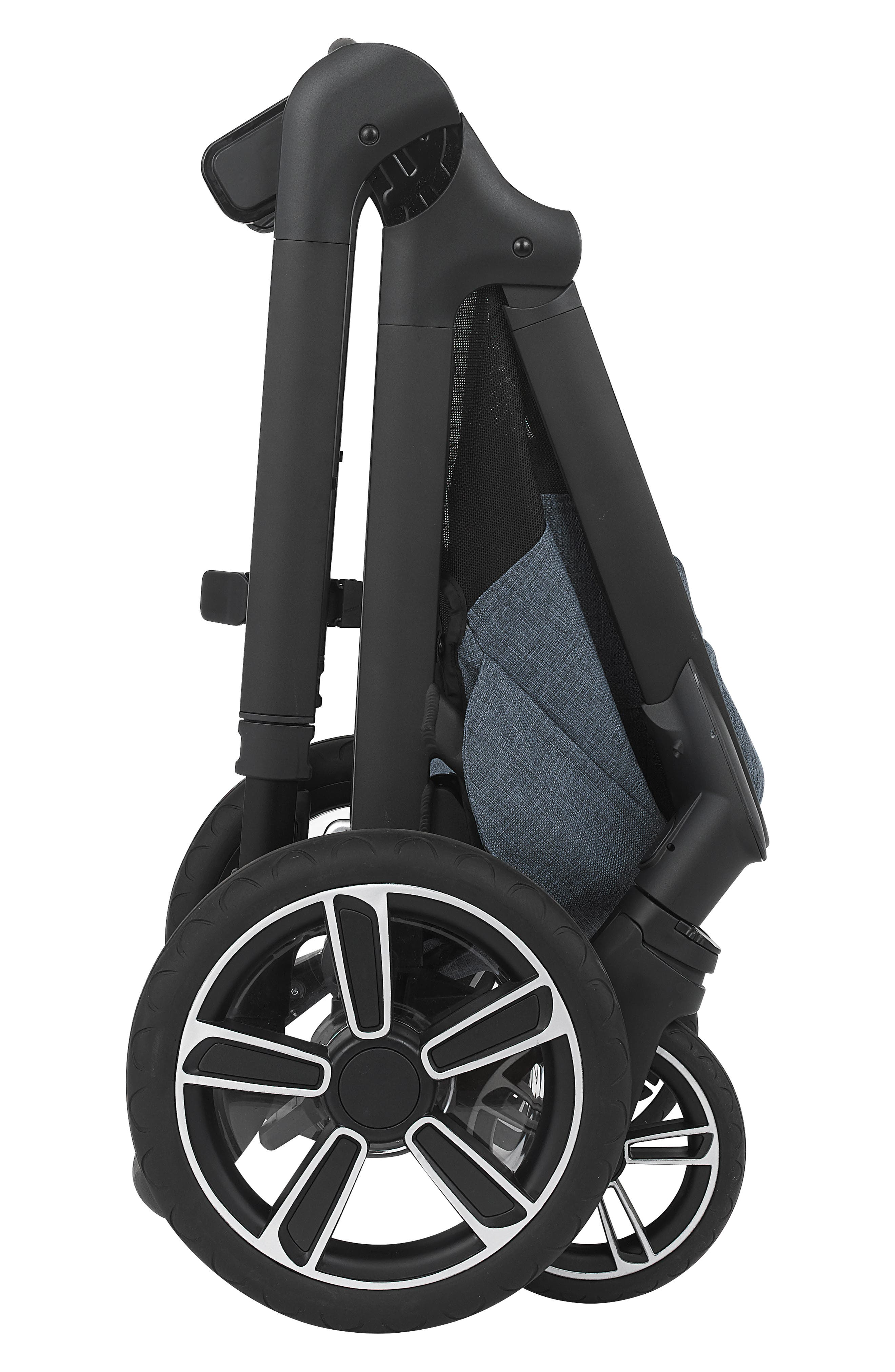 NUNA, DEMI<sup>™</sup> Grow Stroller, Alternate thumbnail 2, color, BLUE