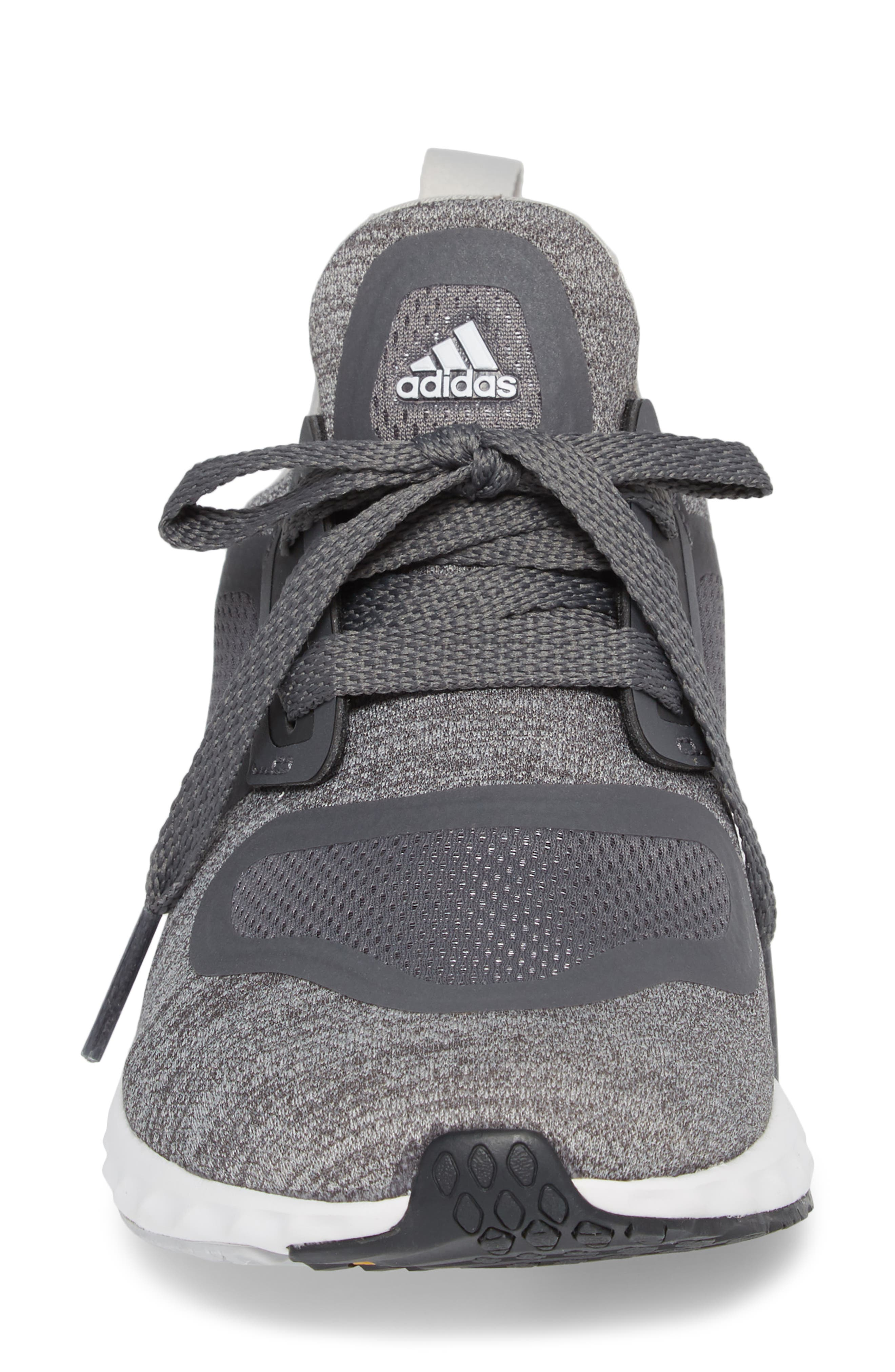 ADIDAS, Edge Lux Clima Running Shoe, Alternate thumbnail 4, color, 033