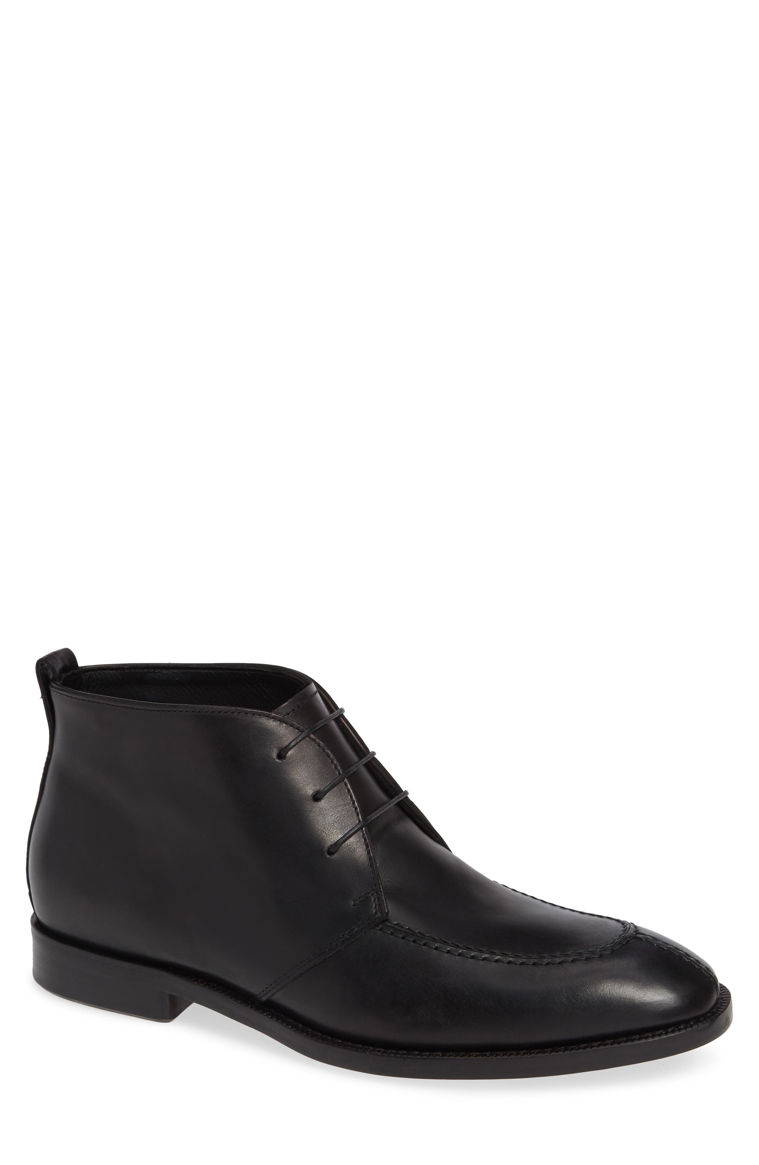Allen Edmonds Rafael Chukka Boot EEE - Black