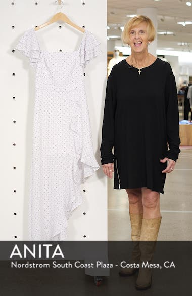 Terrace Time Polka Dot Maxi Dress, sales video thumbnail