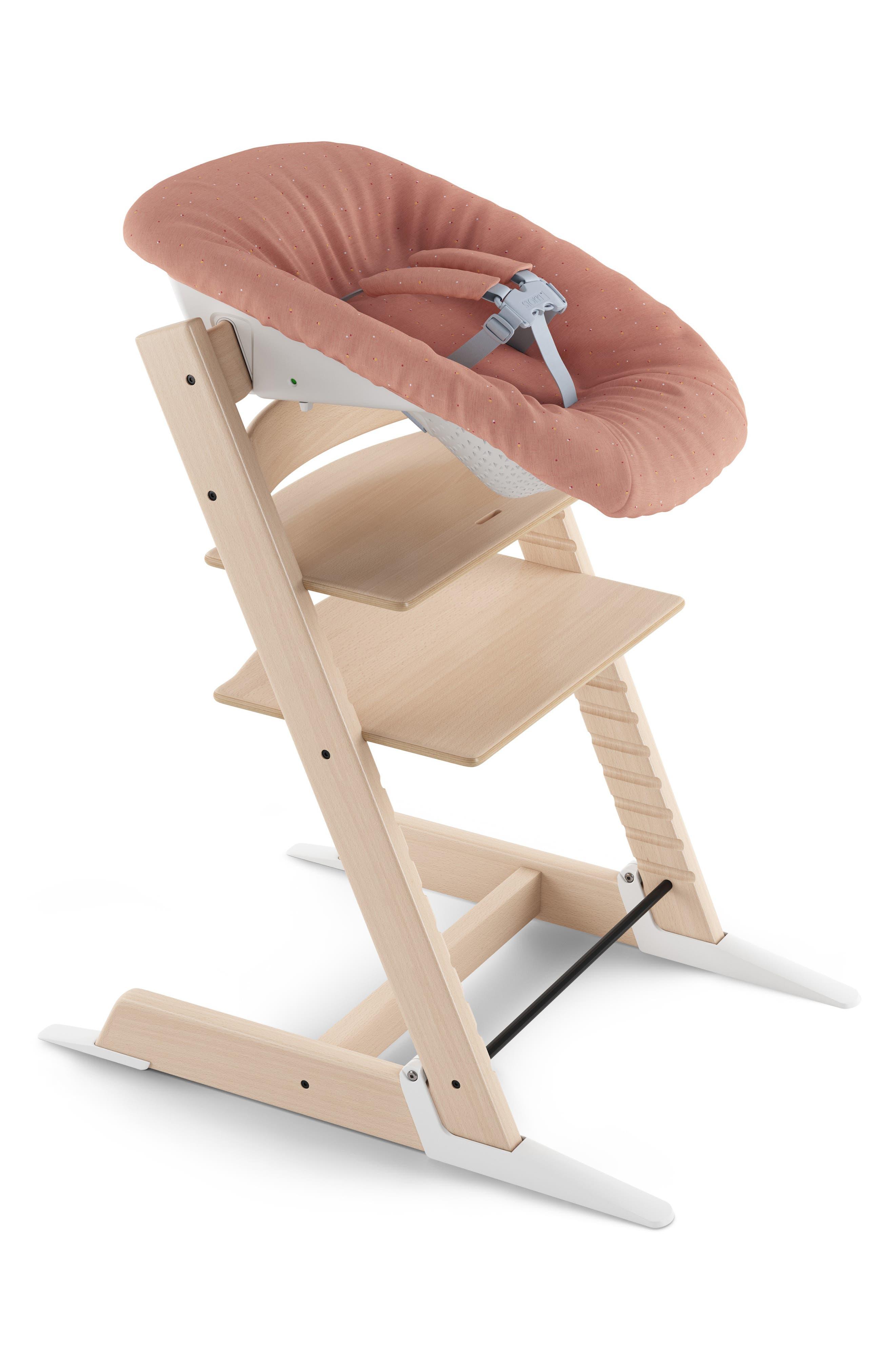 Infant Stokke Tripp Trapp Newborn Set Size One Size  Pink