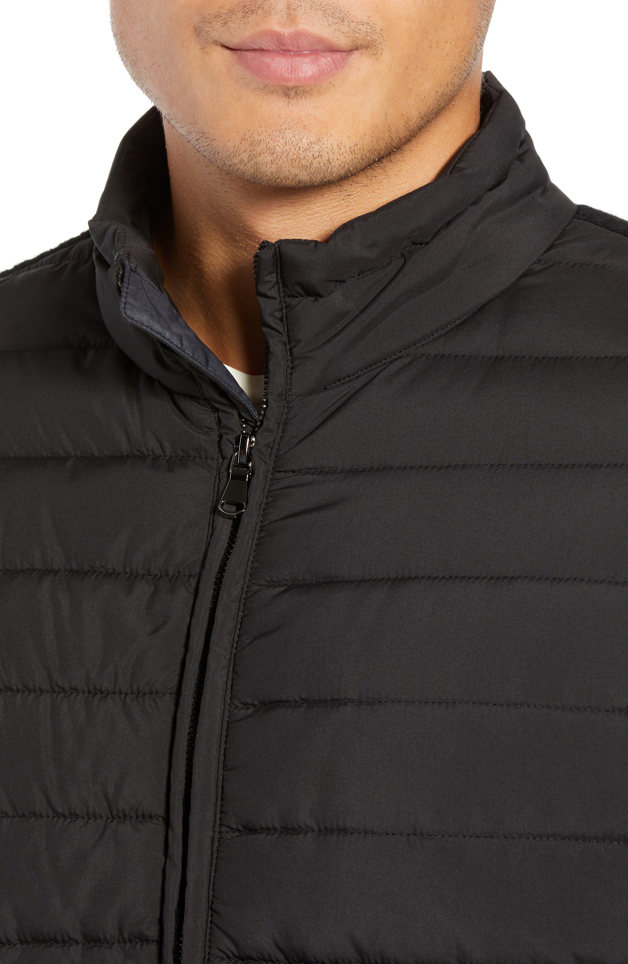 ZACHARY PRELL, Federal Jacket, Alternate thumbnail 5, color, BLACK