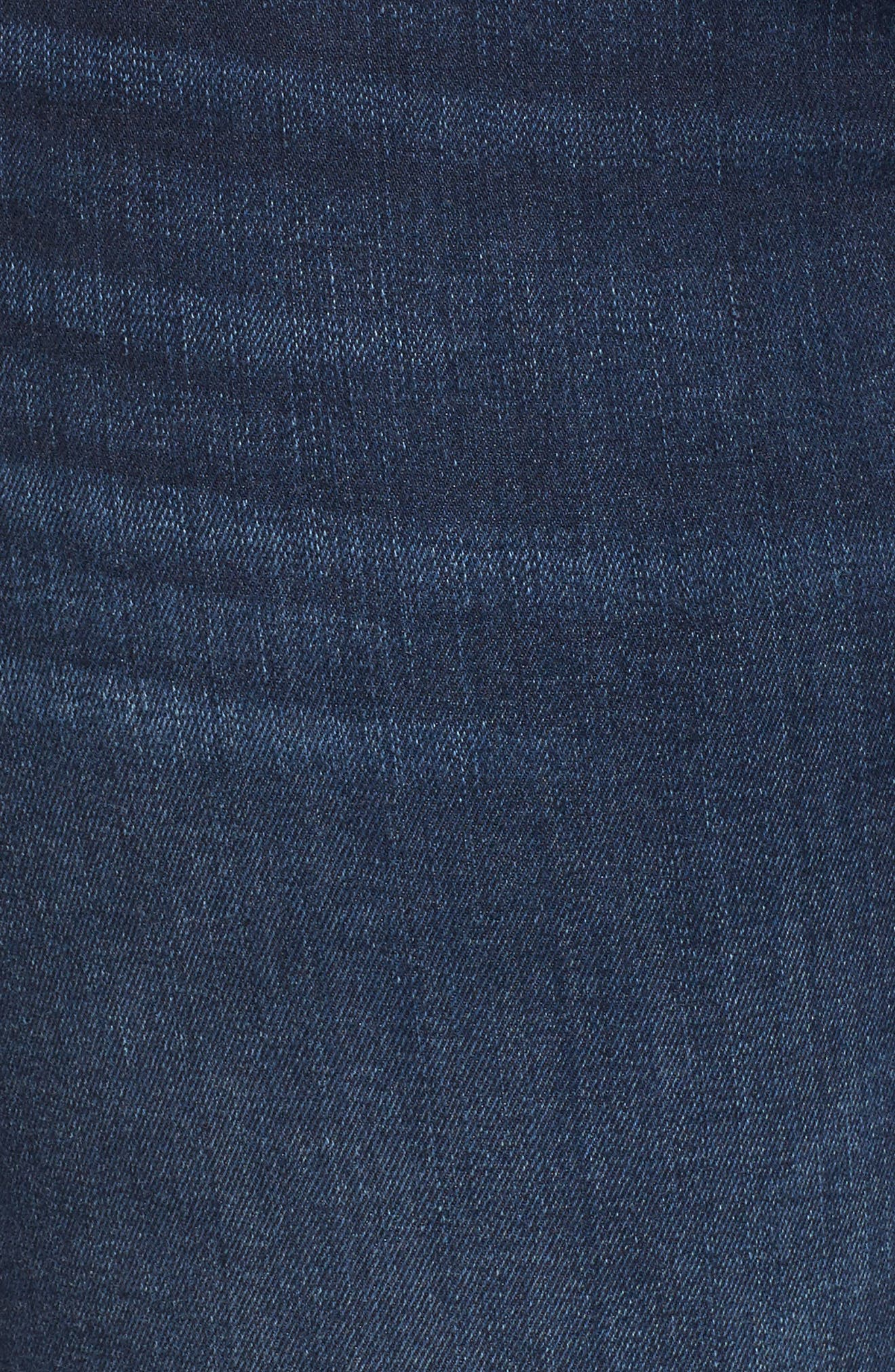 KUT FROM THE KLOTH, Natalie High Waist Bootcut Jeans, Alternate thumbnail 5, color, CLOSENESS W/ EURO BASE WASH