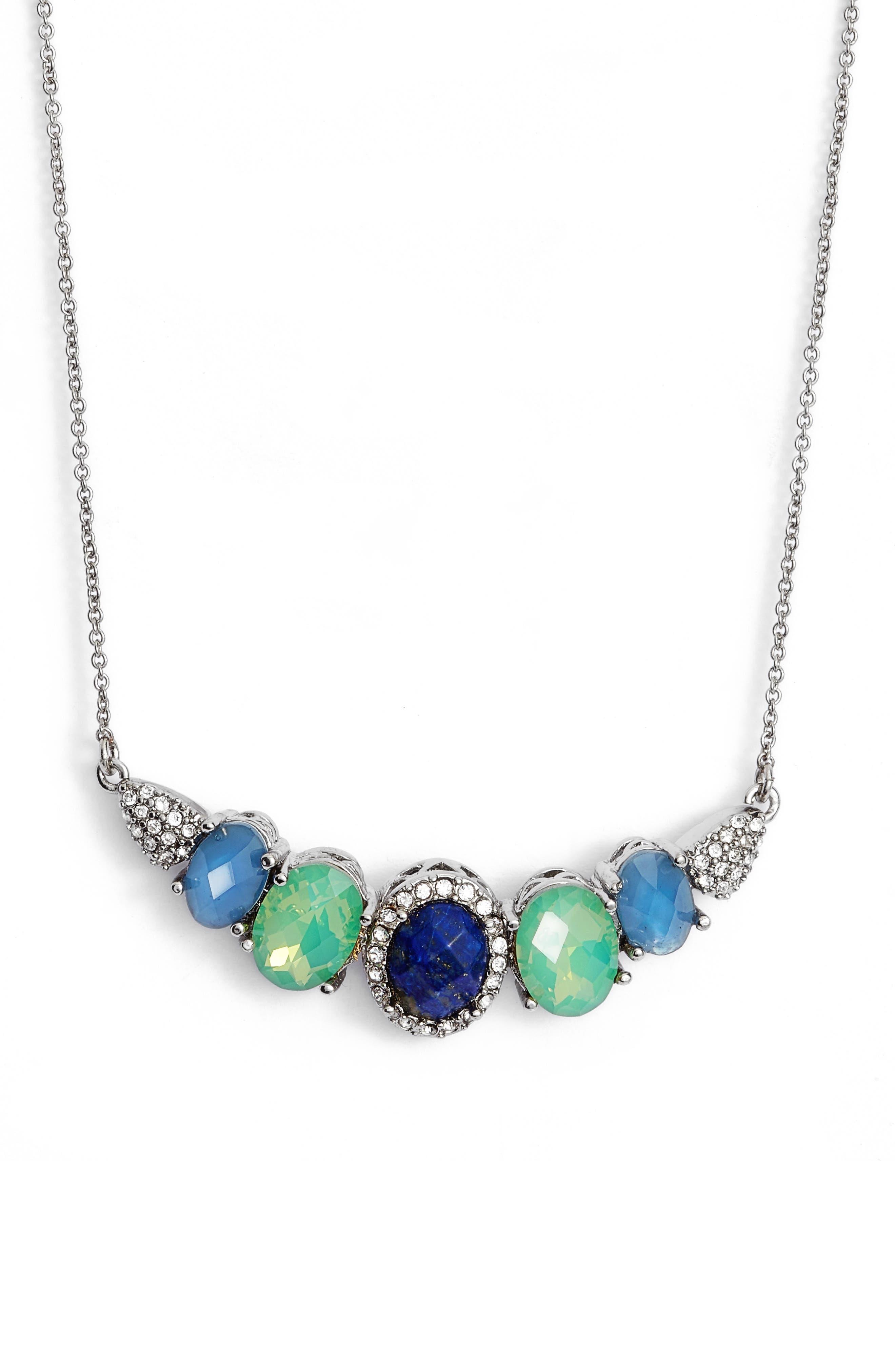 JENNY PACKHAM Wanderlust Frontal Necklace, Main, color, 440