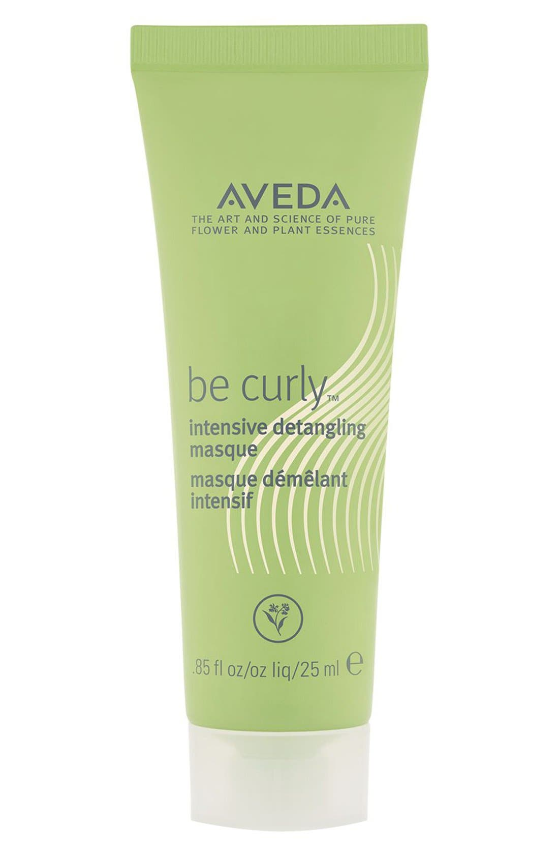 AVEDA, be curly<sup>™</sup> Intensive Detangling Masque, Alternate thumbnail 5, color, NO COLOR