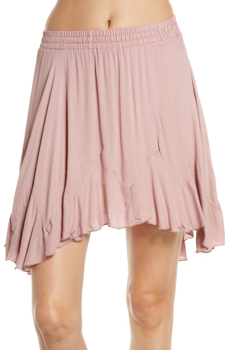 Free People Skirts EASY DOES IT HALF SLIP SKIRT