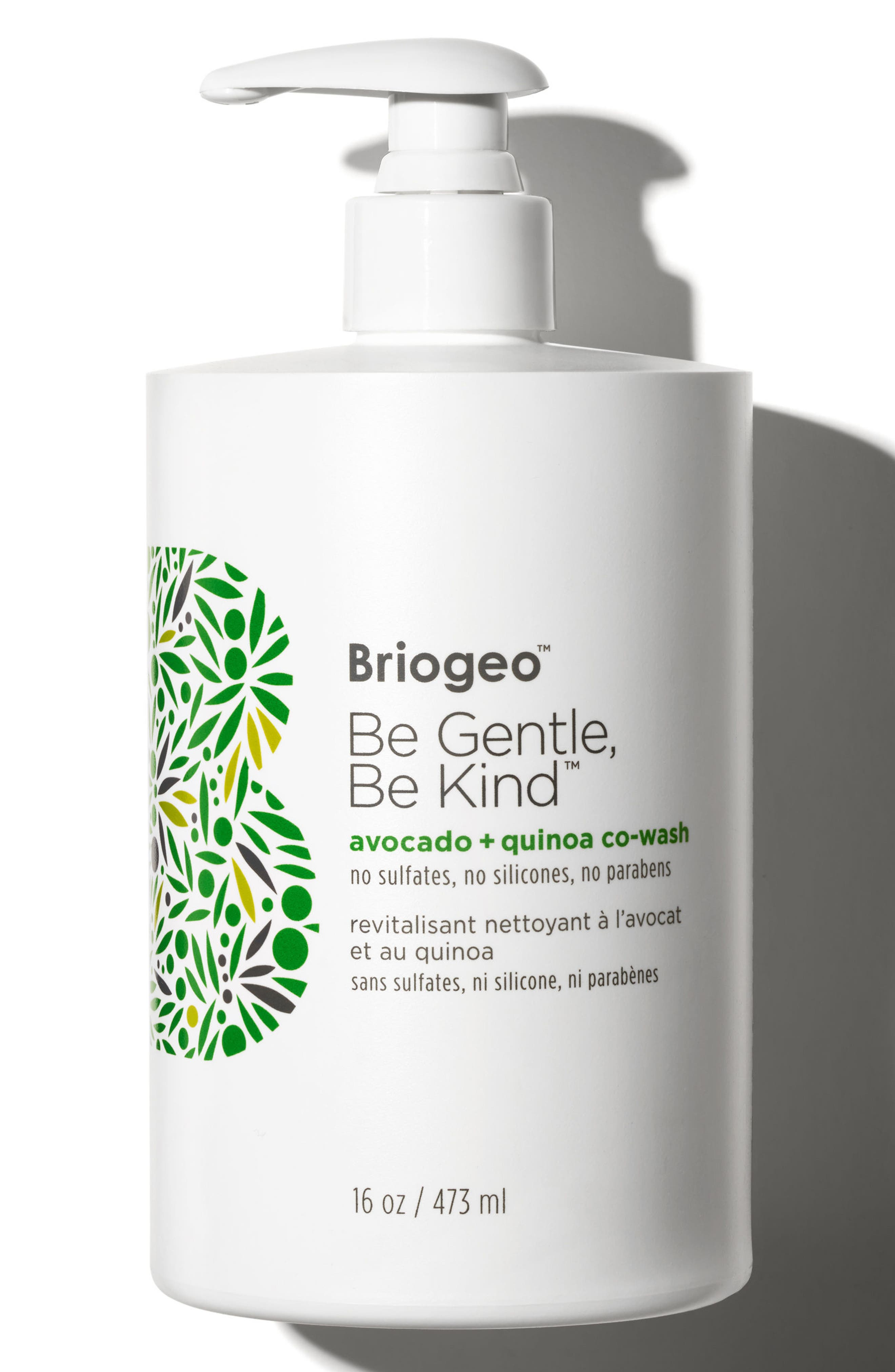 BRIOGEO Be Gentle, Be Kind Avocado + Quinoa Co-Wash, Main, color, NO COLOR