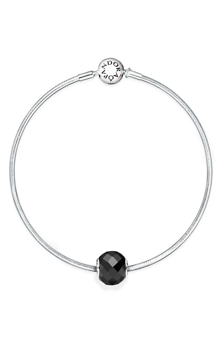 250974172 PANDORA 'Essence' Charm Bracelet Set, Main, color, ...