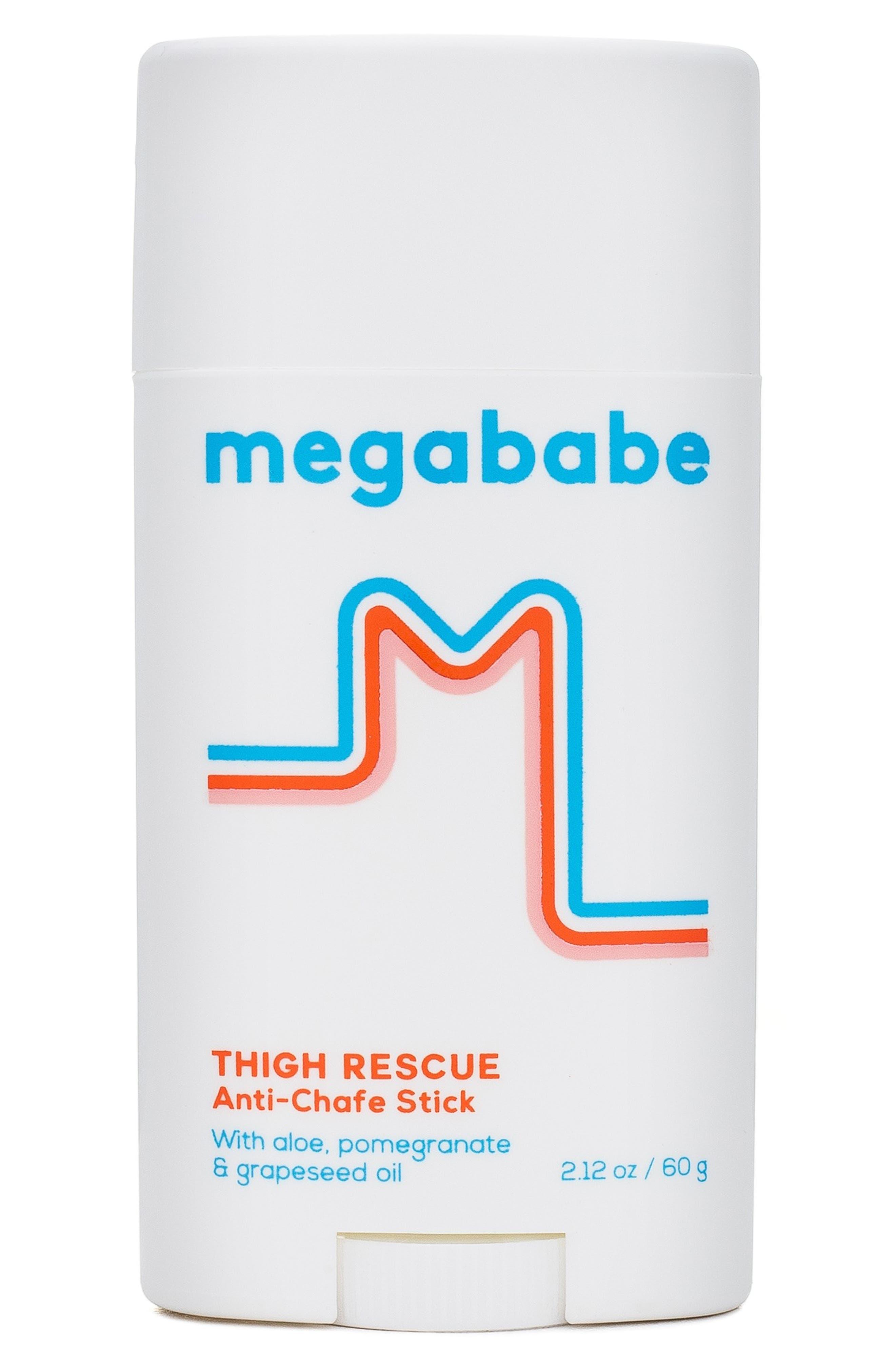 MEGABABE, Thigh Rescue Anti Chafe Stick, Main thumbnail 1, color, 100