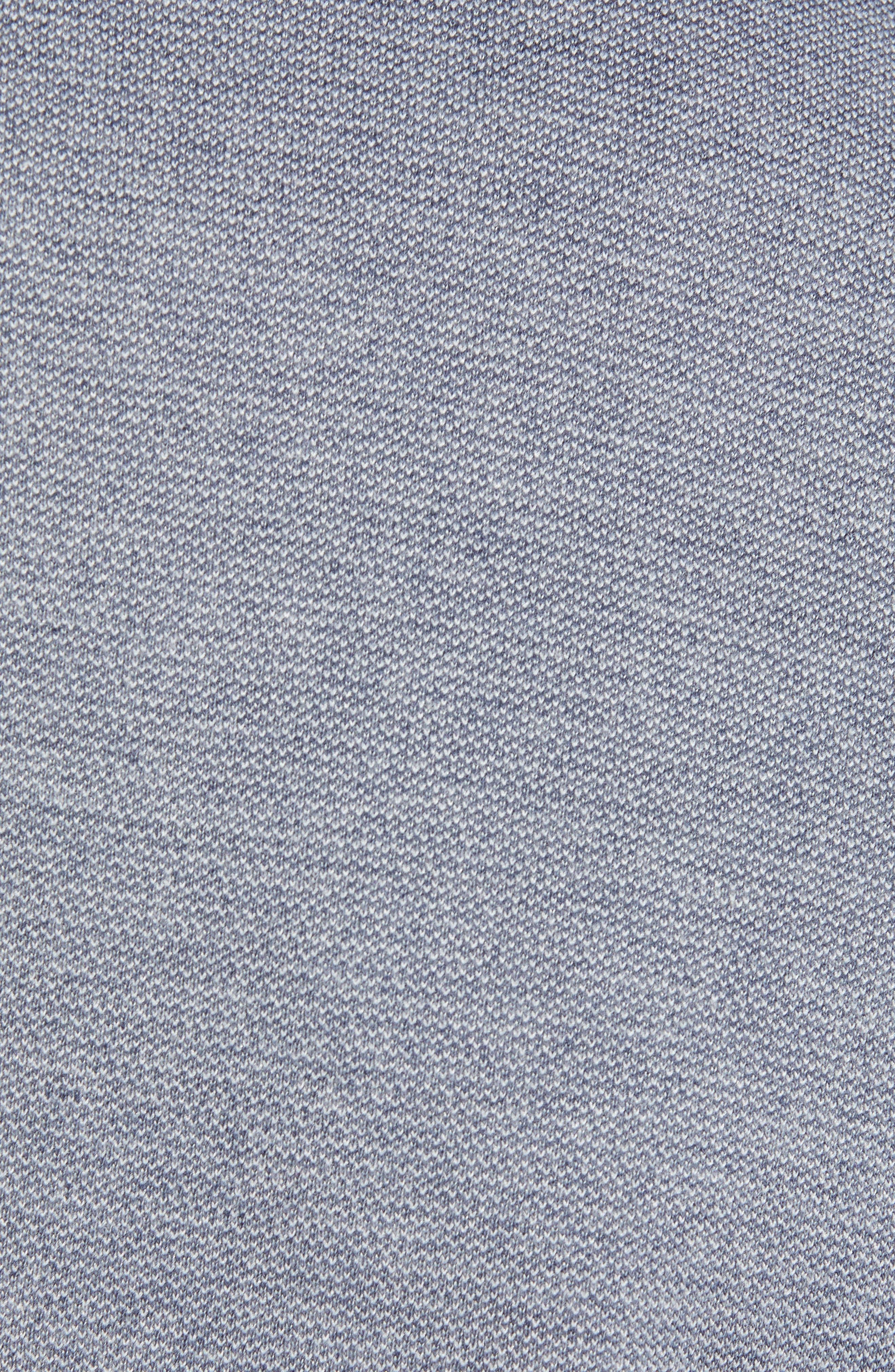 SELECTED HOMME, Slim Fit Sport Coat, Alternate thumbnail 7, color, GREY MELANGE
