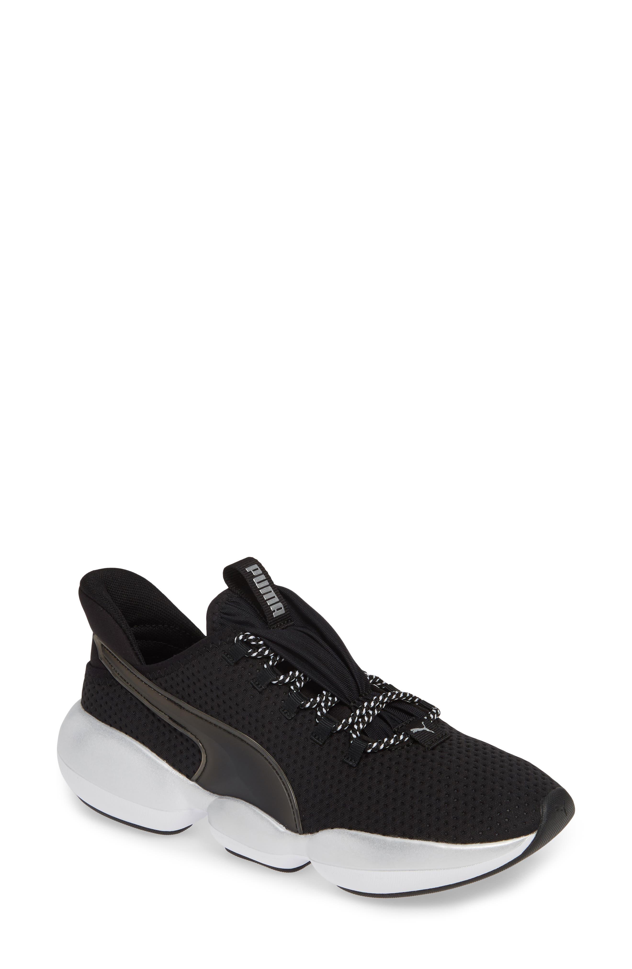 PUMA, Mode XT Hybrid Training Shoe, Main thumbnail 1, color, BLACK