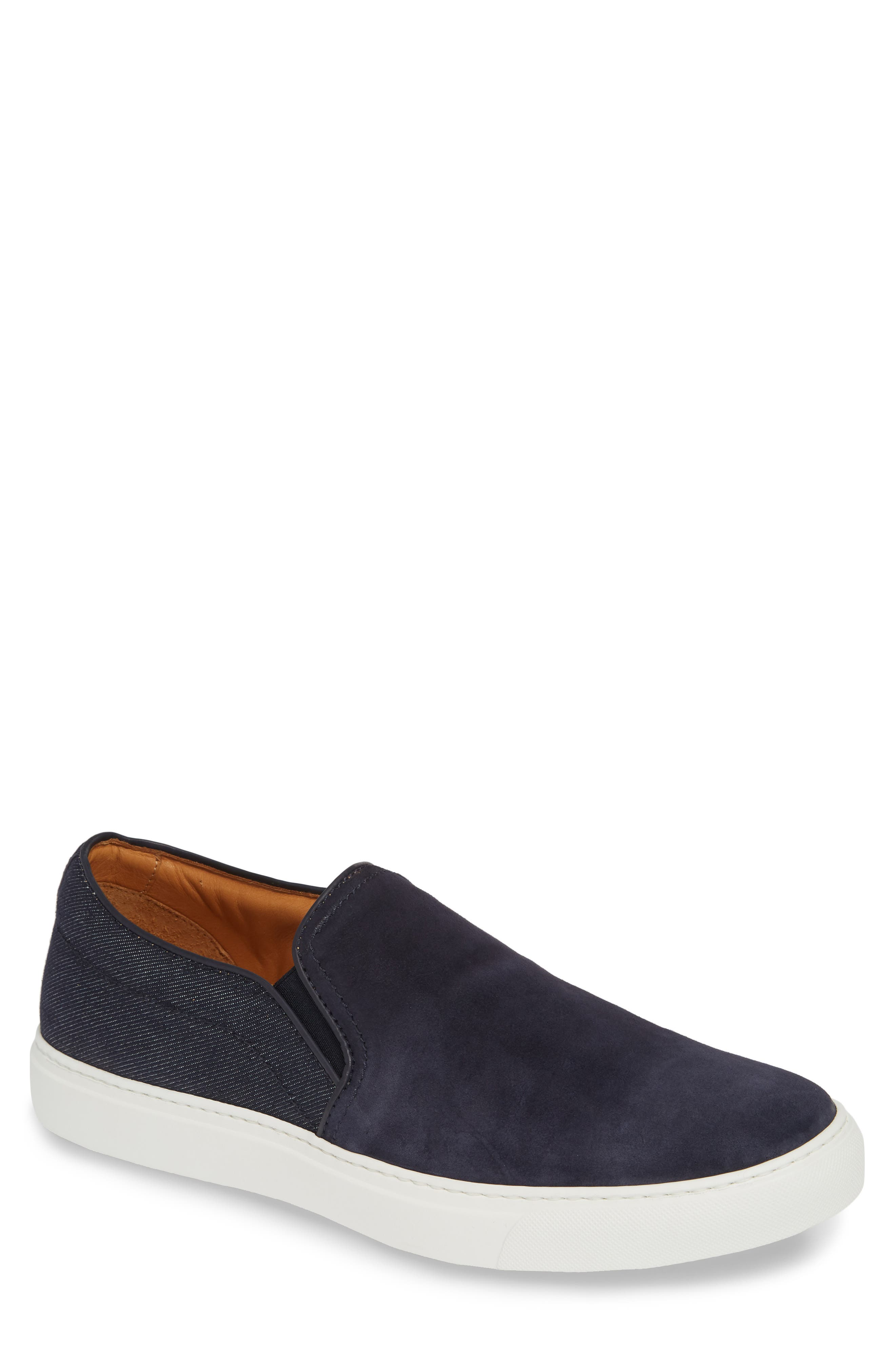 To Boot New York Cordoba Slip-On- Blue