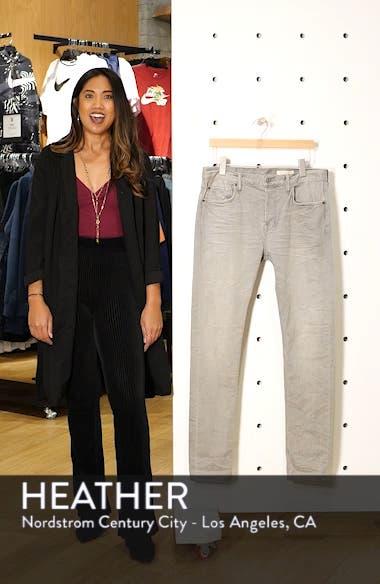 Raveline Cigarette Skinny Fit Jeans, sales video thumbnail